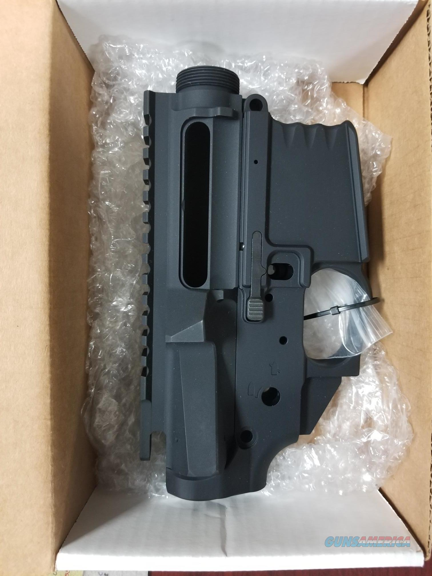 CROSS MACHINE & TOOL CO STRIPPED RECIEVER  Guns > Rifles > AR-15 Rifles - Small Manufacturers > Lower Only