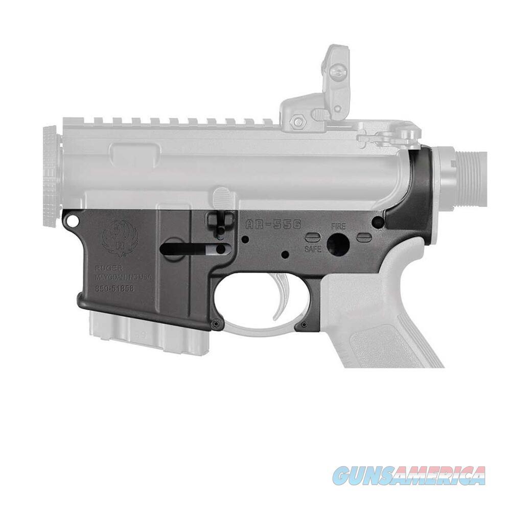 RUGER AR-556 STRIPPED LOWER NIB FREE SHIPPING  Guns > Rifles > Ruger Rifles > AR Series