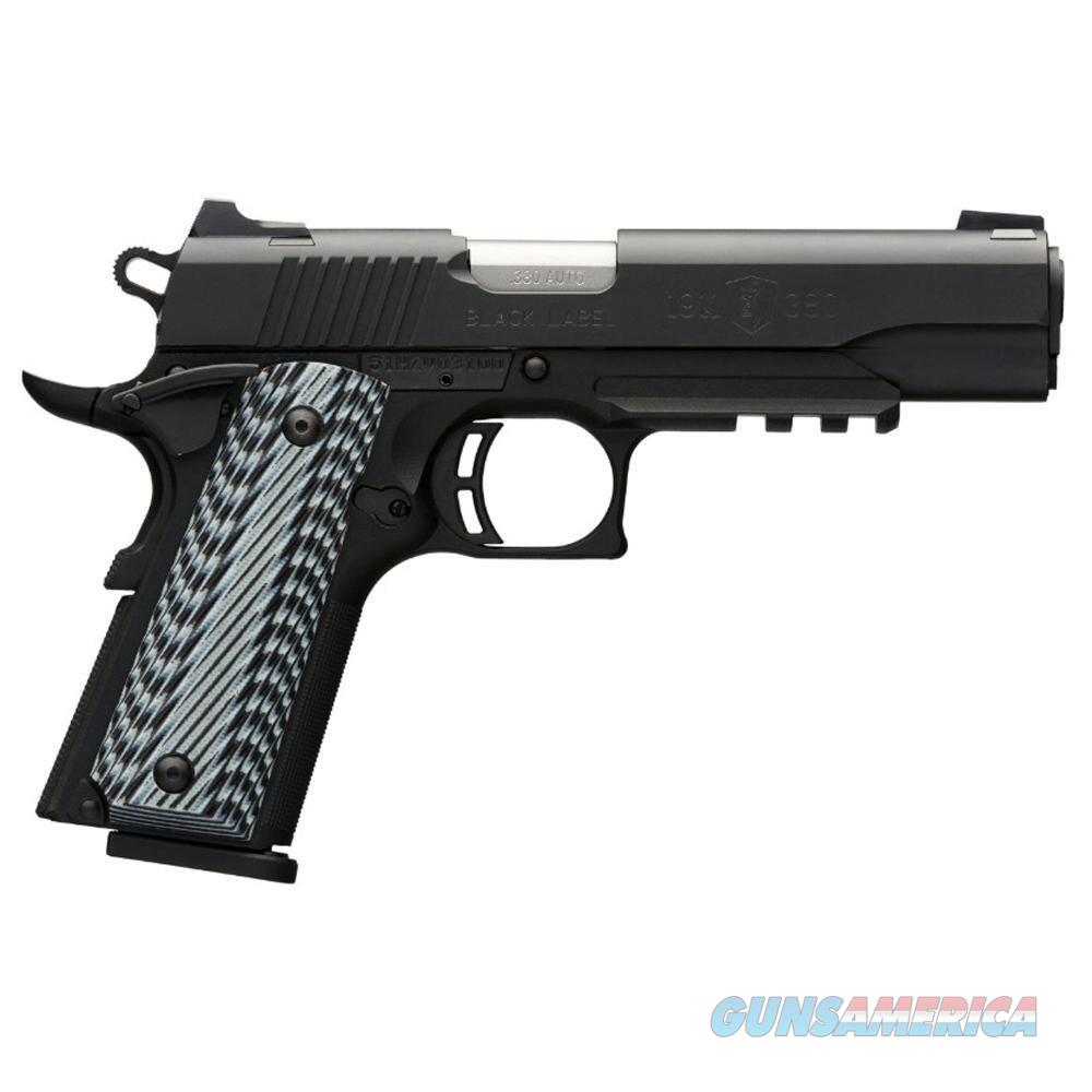 BROWNING 1911-380 NIB FREE SHIPPING!!!  Guns > Pistols > Browning Pistols > Other Autos