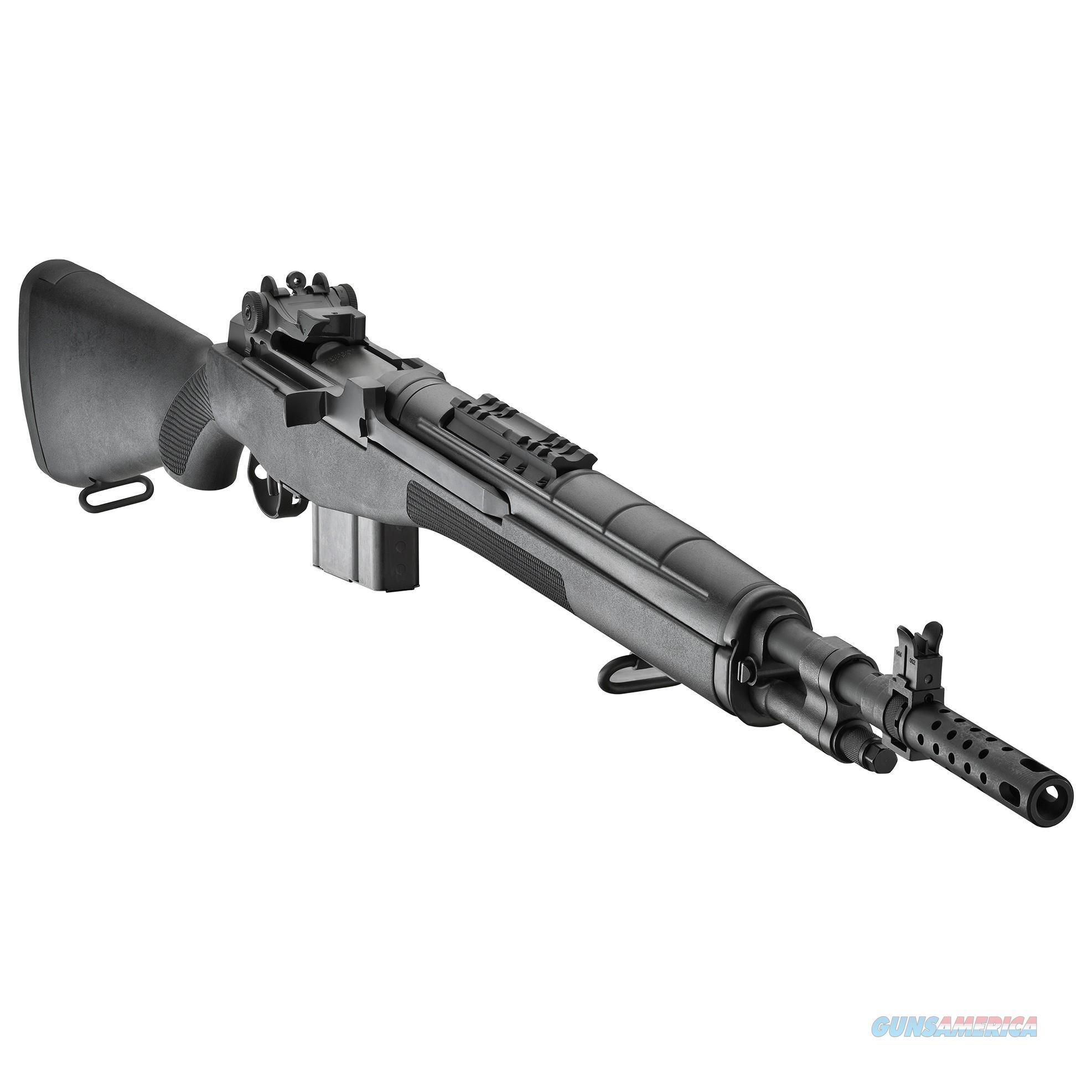 "SPRINGFIELD M1A SCOUT 18"" BARREL  Guns > Rifles > Springfield Armory Rifles > M1A/M14"