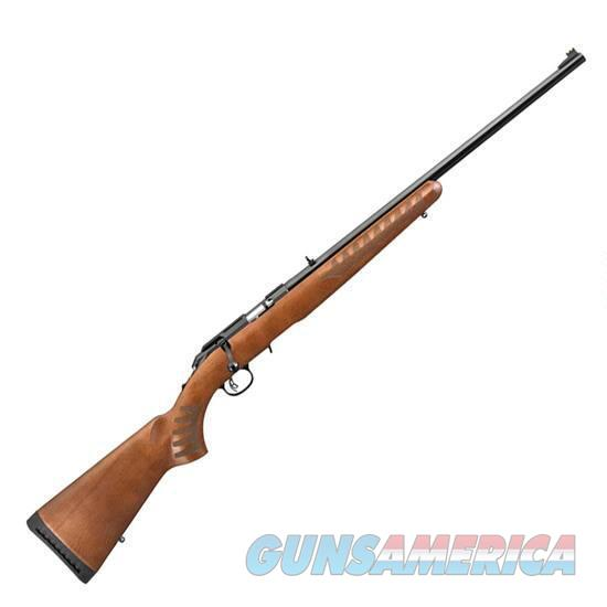 RUGER AMERICAN RIMFIRE .22LR WOOD STOCK NIB FREE SHIPPING  Guns > Rifles > Ruger Rifles > American Rifle