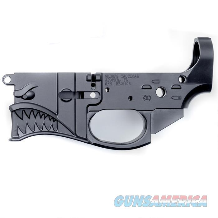 SPIKES TACTICAL HELLBREAKER NIB FREE SHIPPING  Guns > Rifles > AR-15 Rifles - Small Manufacturers > Lower Only
