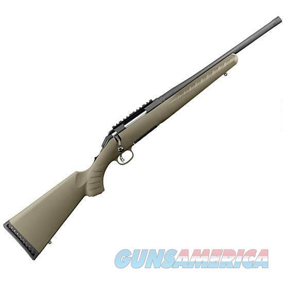 RUGER AMERICAN RANCH RIFLE 5.56 NIB FREE SHIPPING  Guns > Rifles > Ruger Rifles > American Rifle