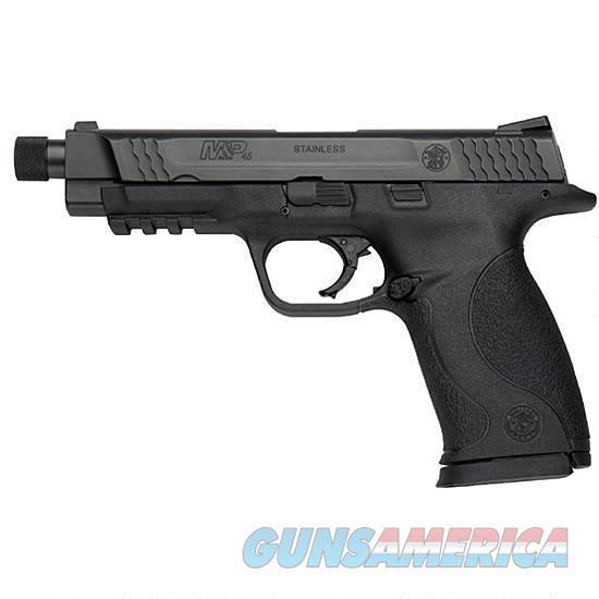 M&P 45 THREADED NIB FREE SHIPPING  Guns > Pistols > Smith & Wesson Pistols - Autos > Polymer Frame