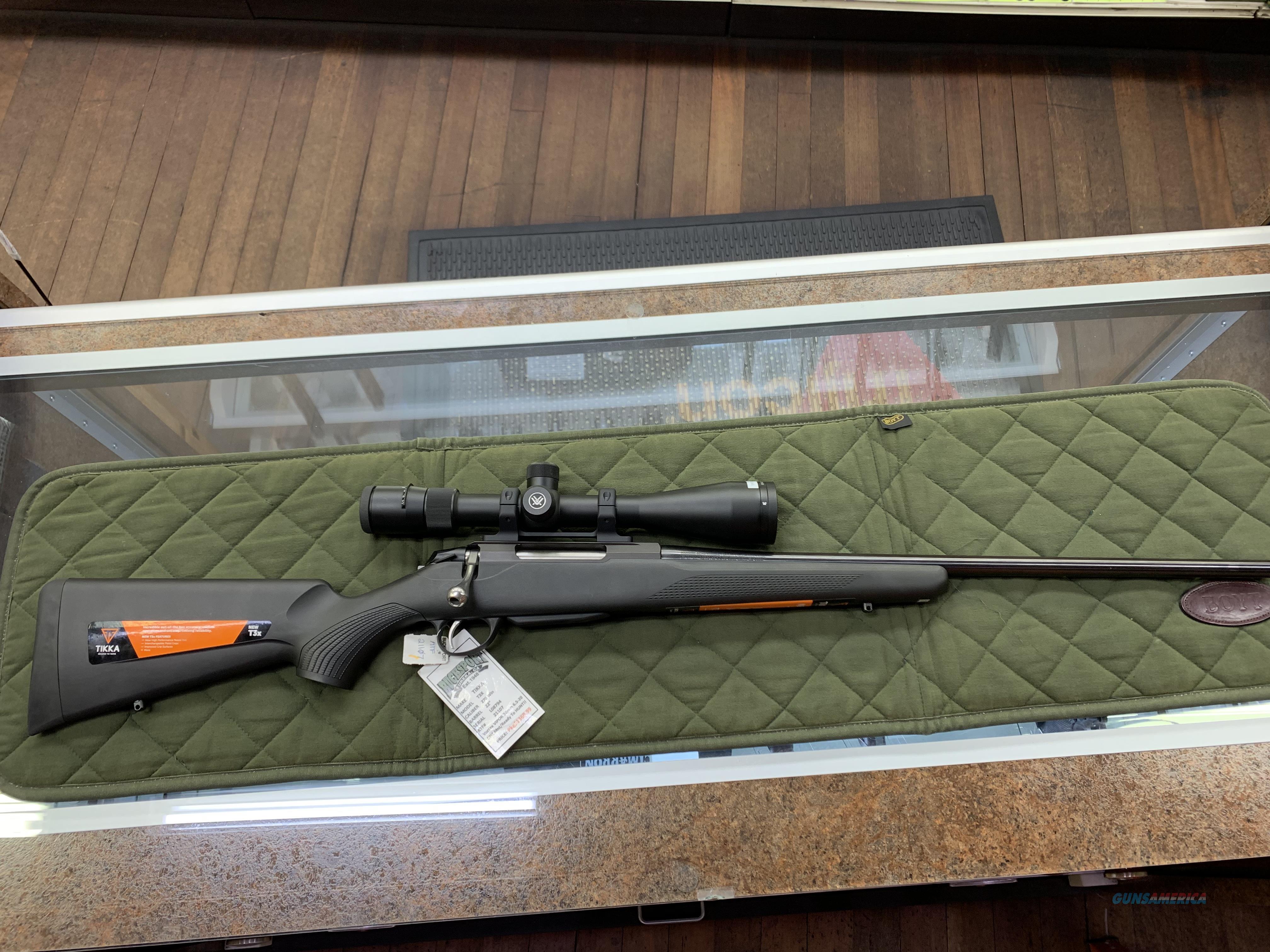 Tikka T3x 270 win.  Guns > Rifles > Tikka Rifles > T3