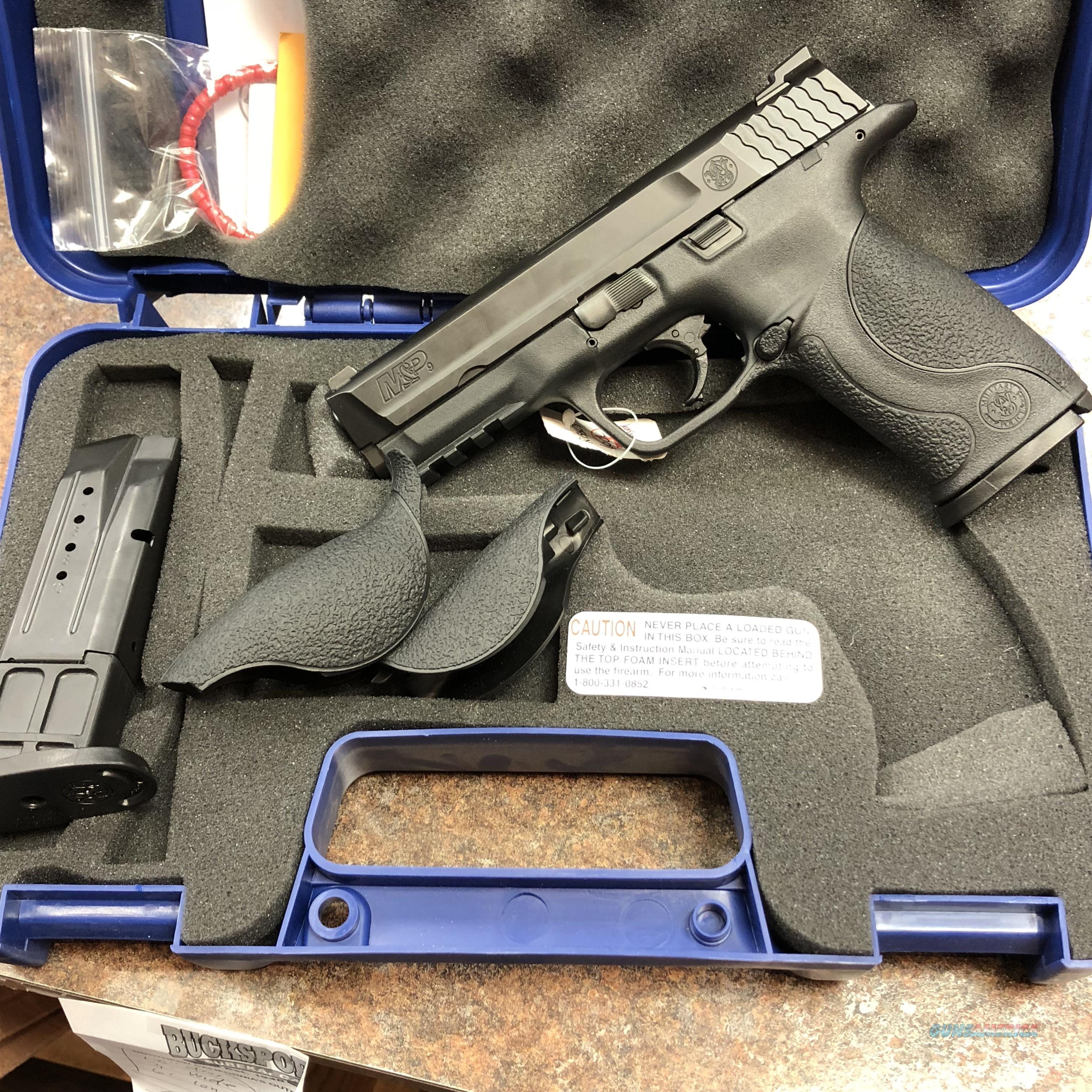 Smith & Wesson M&P9   Guns > Pistols > Smith & Wesson Pistols - Autos > Polymer Frame