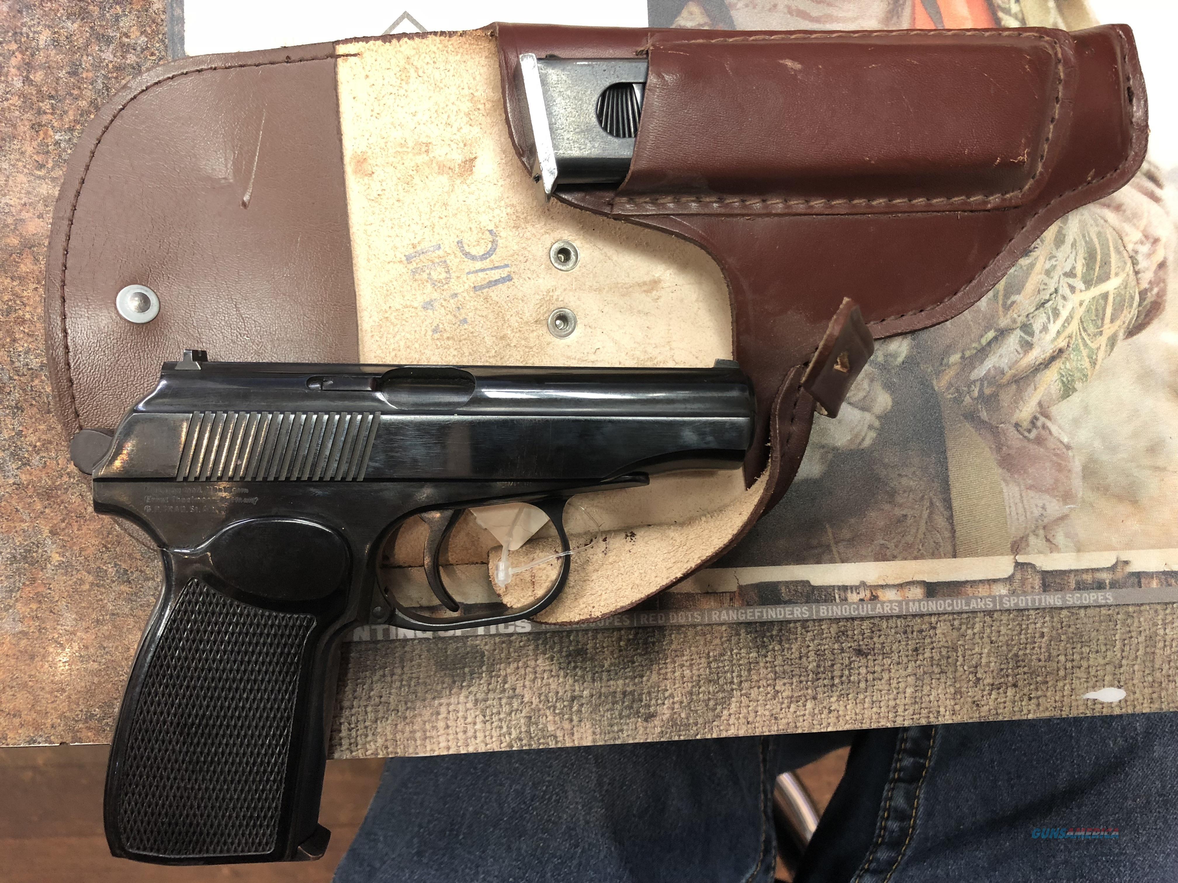 Ernst Thaelmann - Made in Germany 64  Guns > Pistols > E Misc Pistols