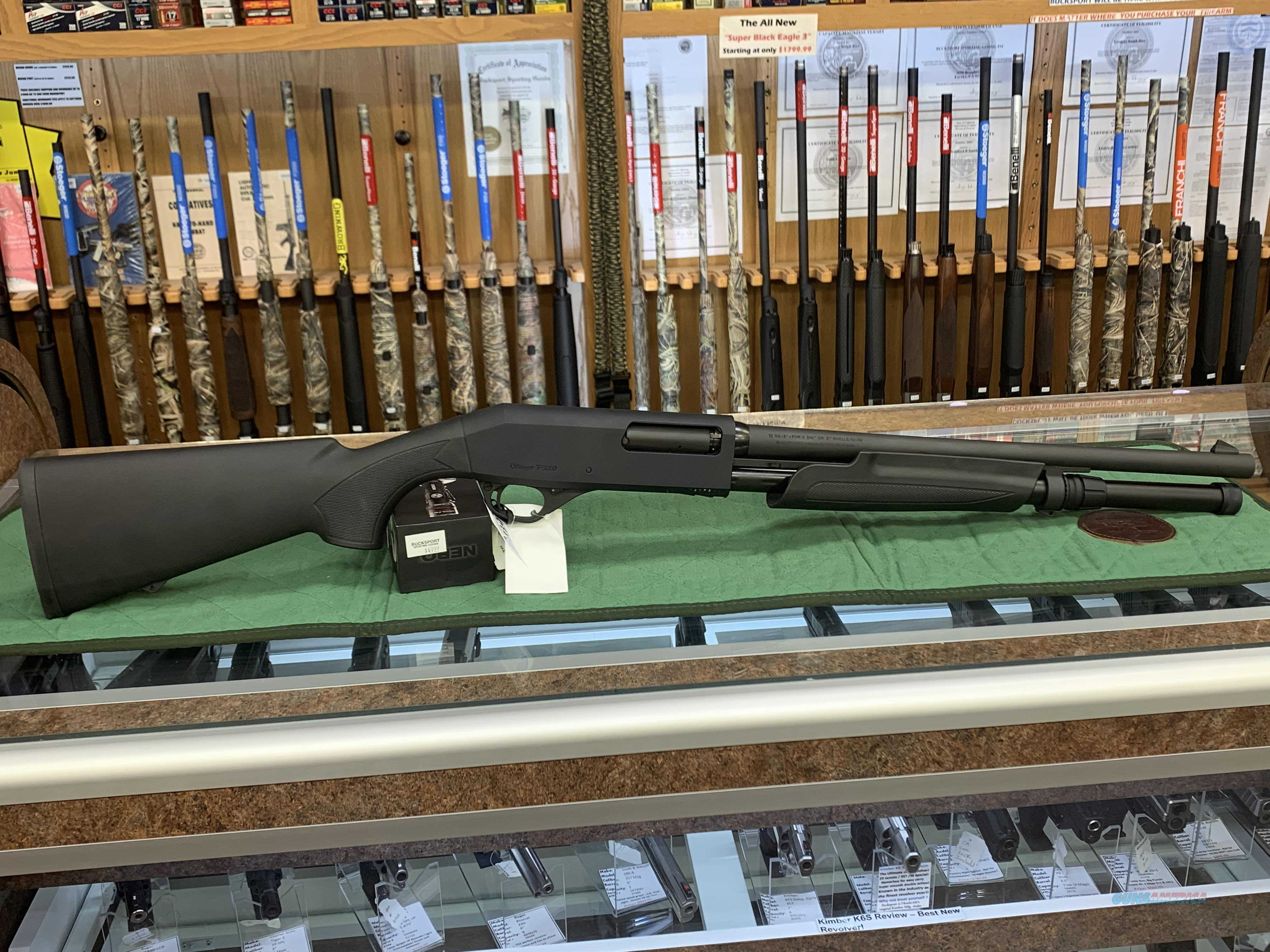 Stoeger P3000 Tactical  Guns > Shotguns > Stoeger Shotguns