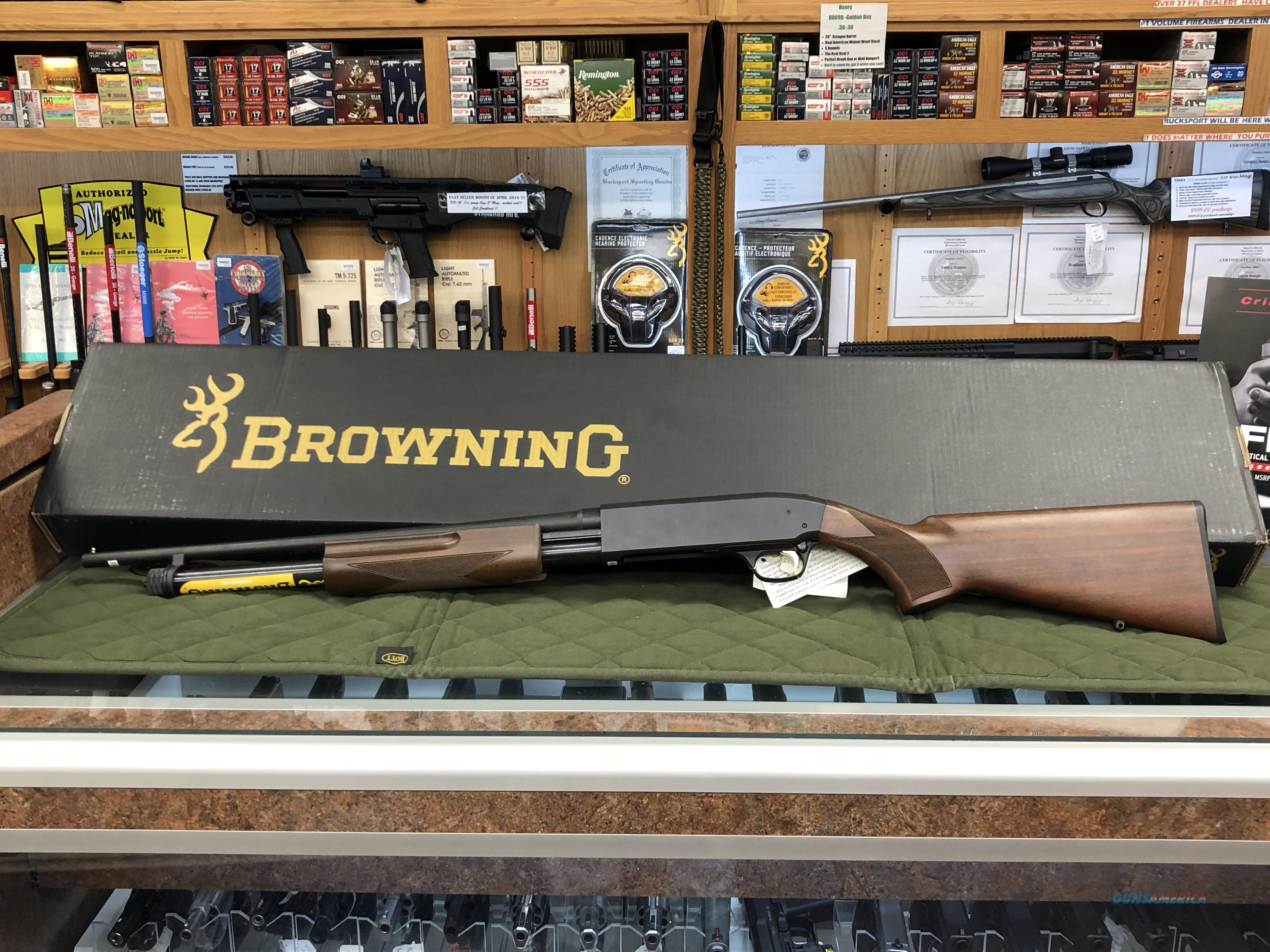 Browning  BPS   Guns > Shotguns > Browning Shotguns > Pump Action > Hunting