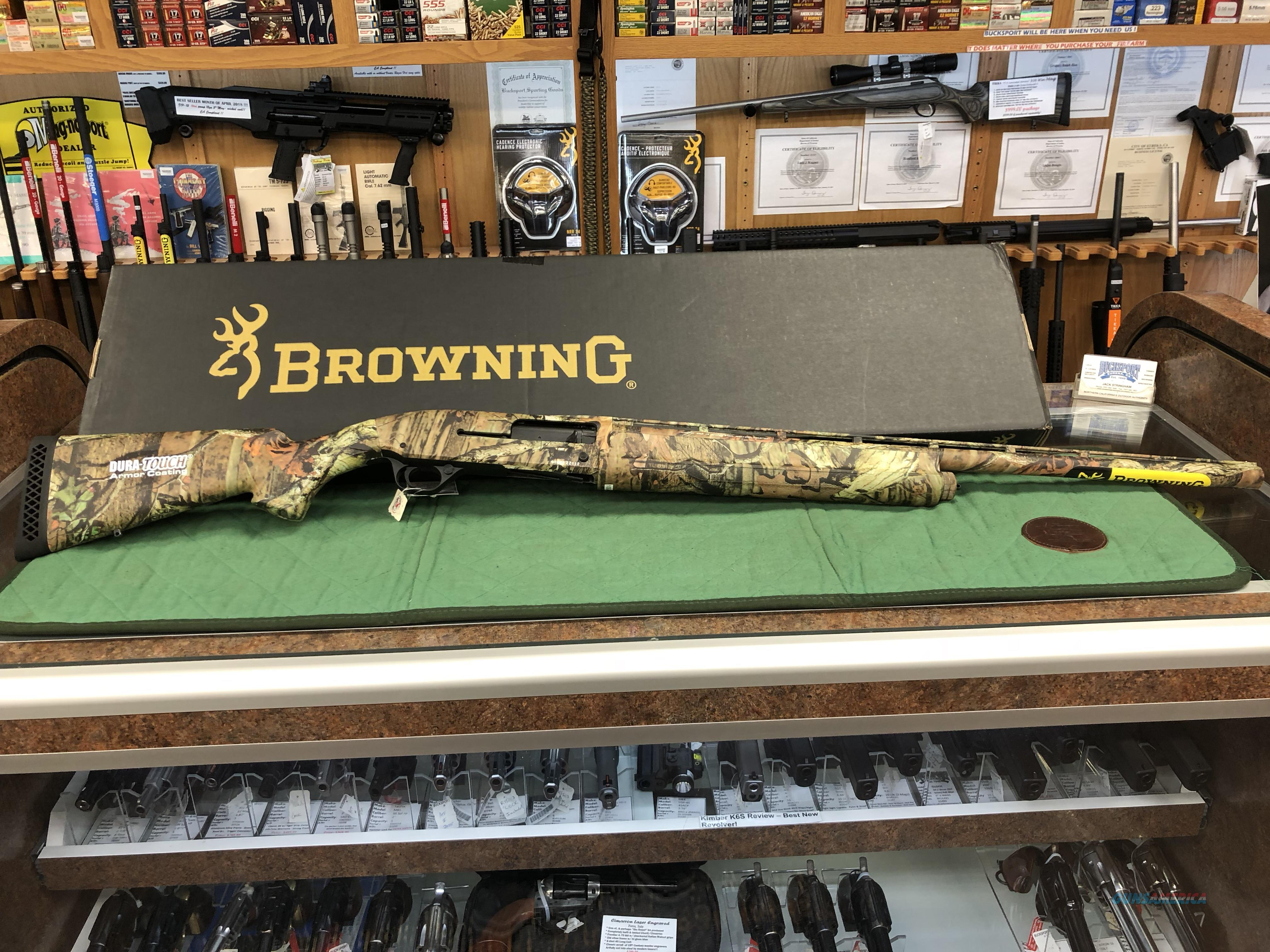 Browning Invector Gold Light  Guns > Shotguns > Browning Shotguns > Autoloaders > Hunting