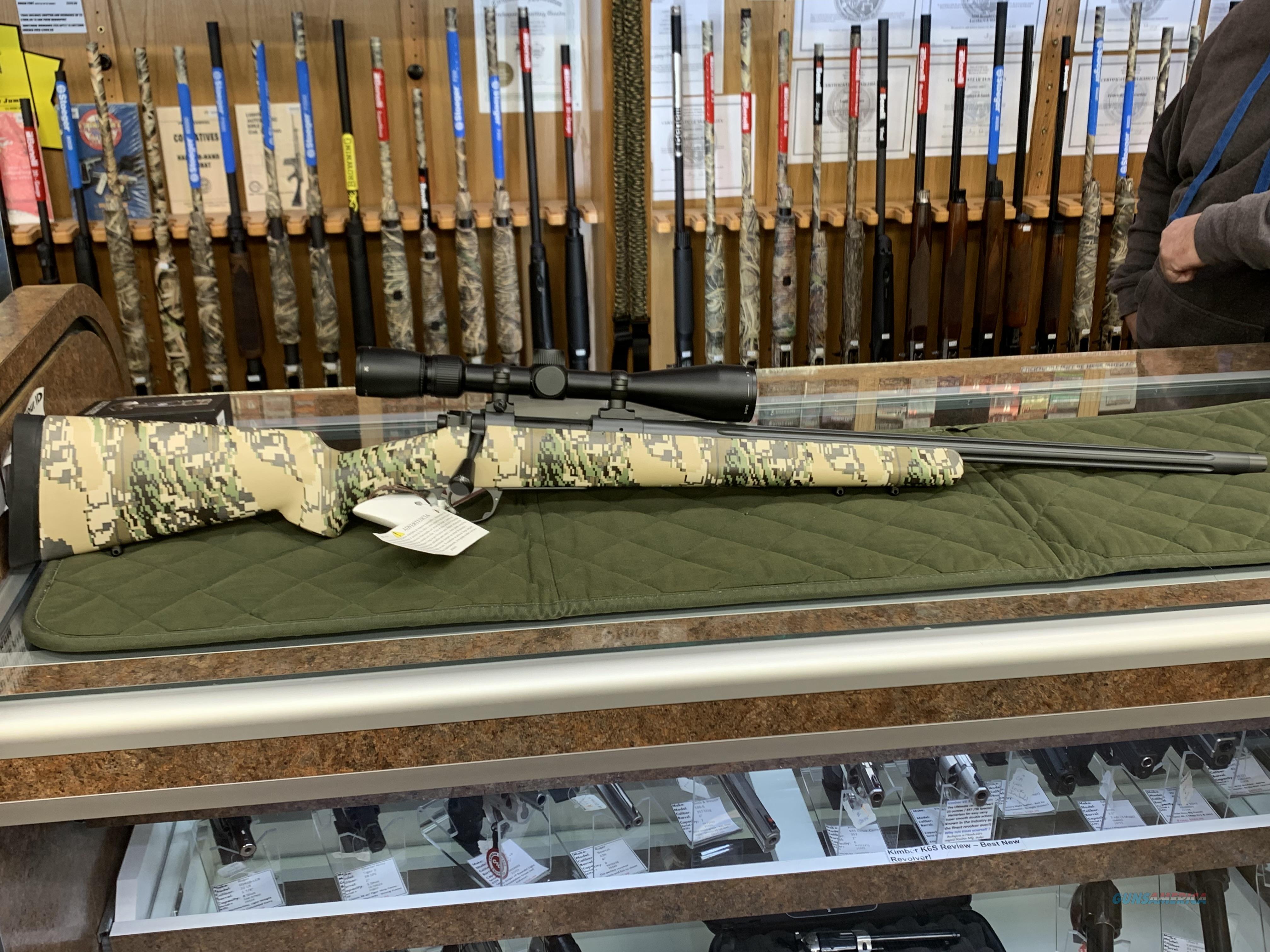 Kimber Open Conutry 6.5 Creedmoor  Guns > Rifles > Kimber of America Rifles