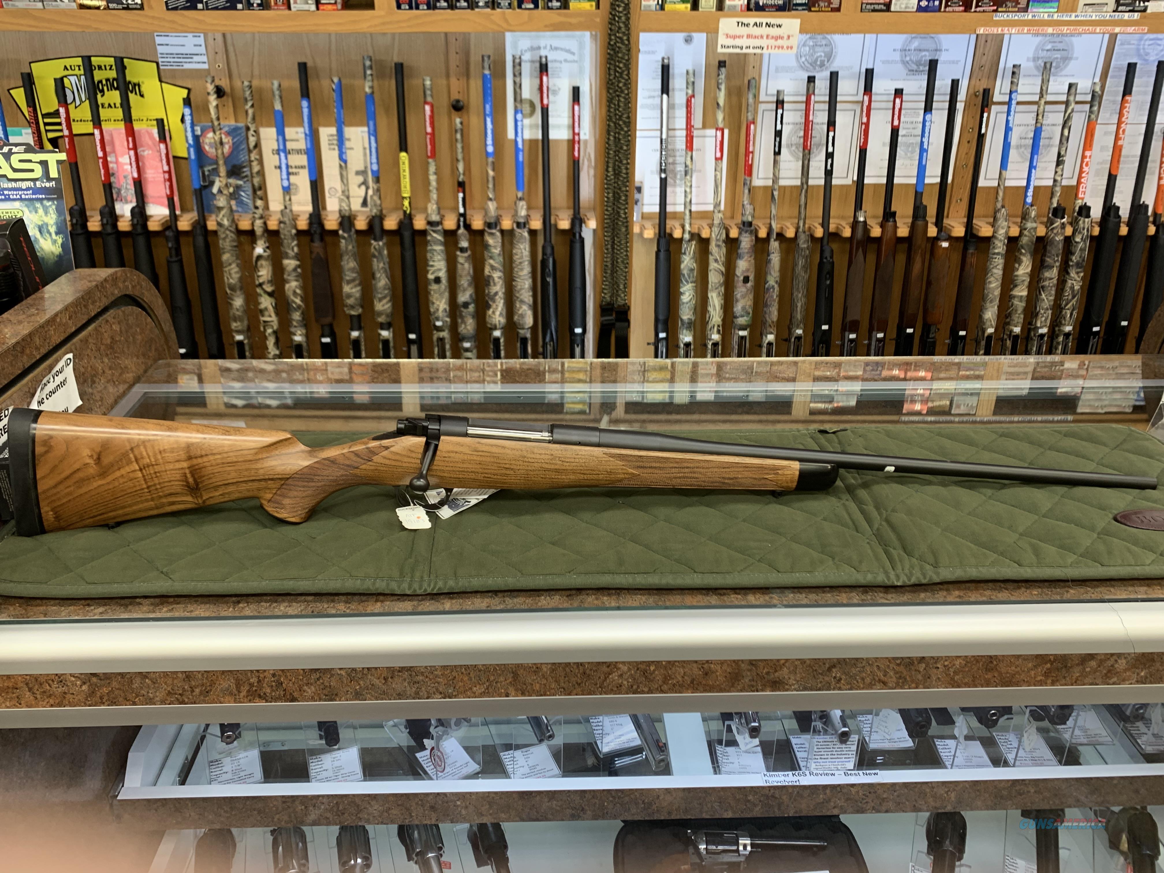 Kimber Select Grade 30-06  Guns > Rifles > Kimber of America Rifles