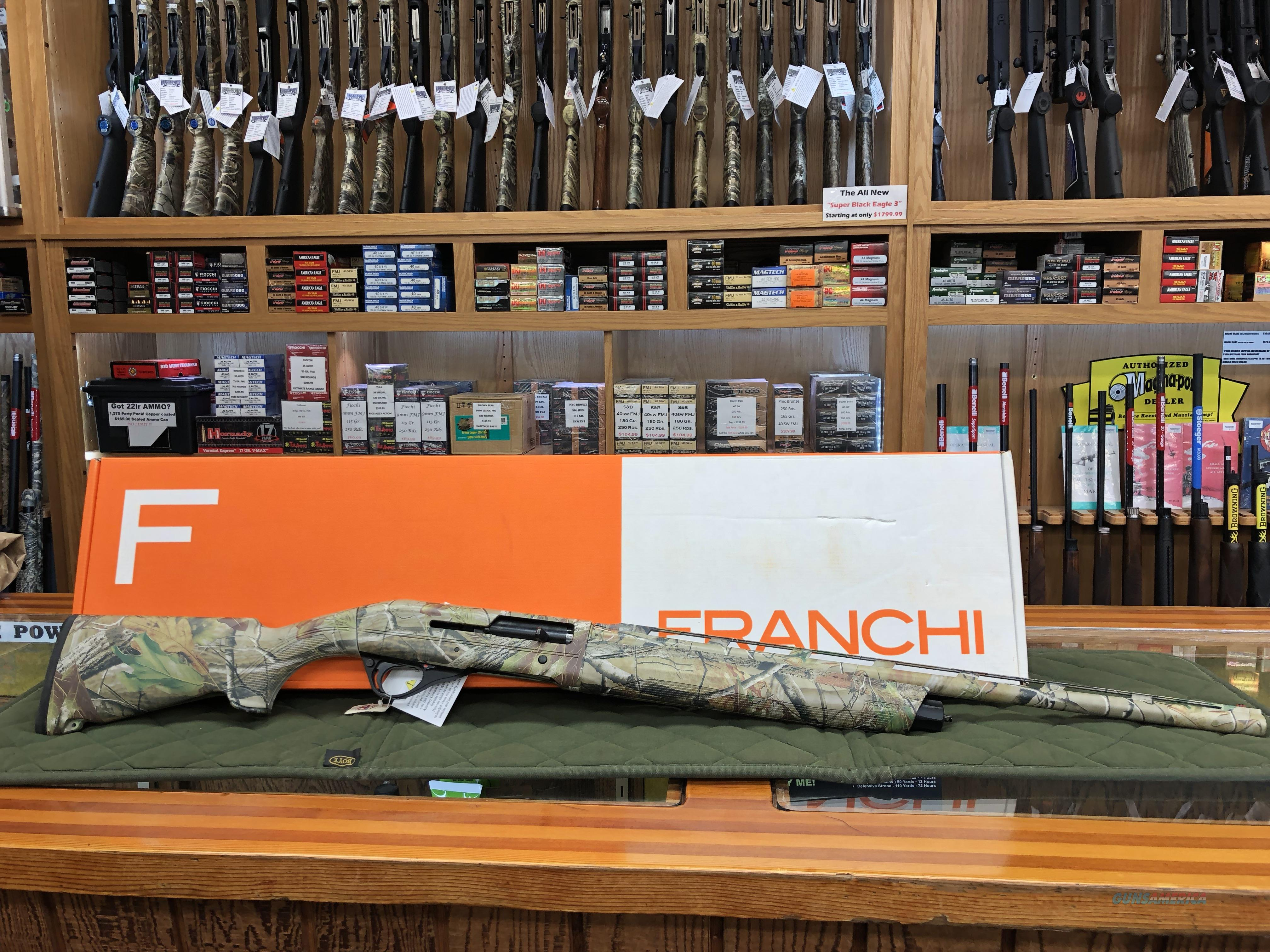 Franchi Affinity Youth(compact) 20 Ga  Guns > Shotguns > Franchi Shotguns > Auto/Pump > Hunting