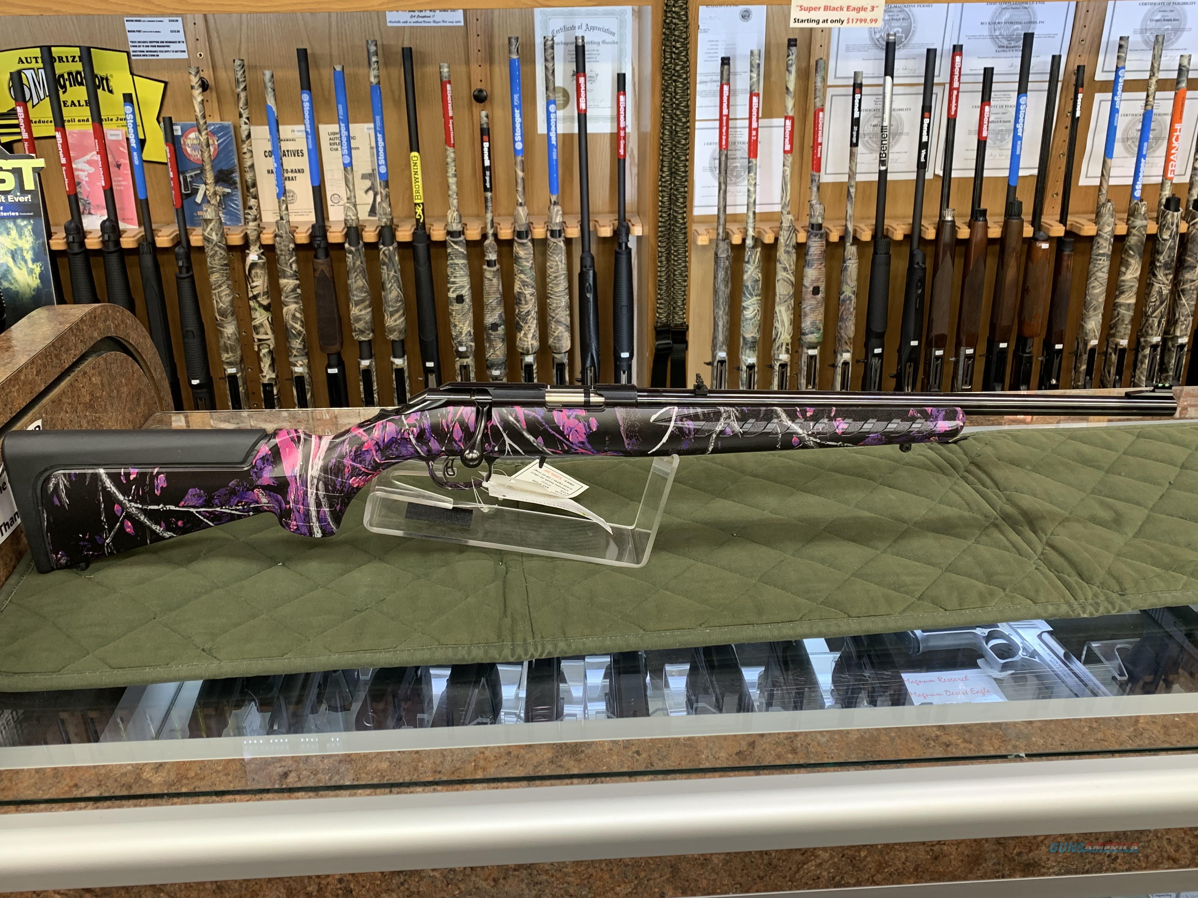 Ruger American 22LR - Muddy Girl  Guns > Rifles > Ruger Rifles > American Rifle