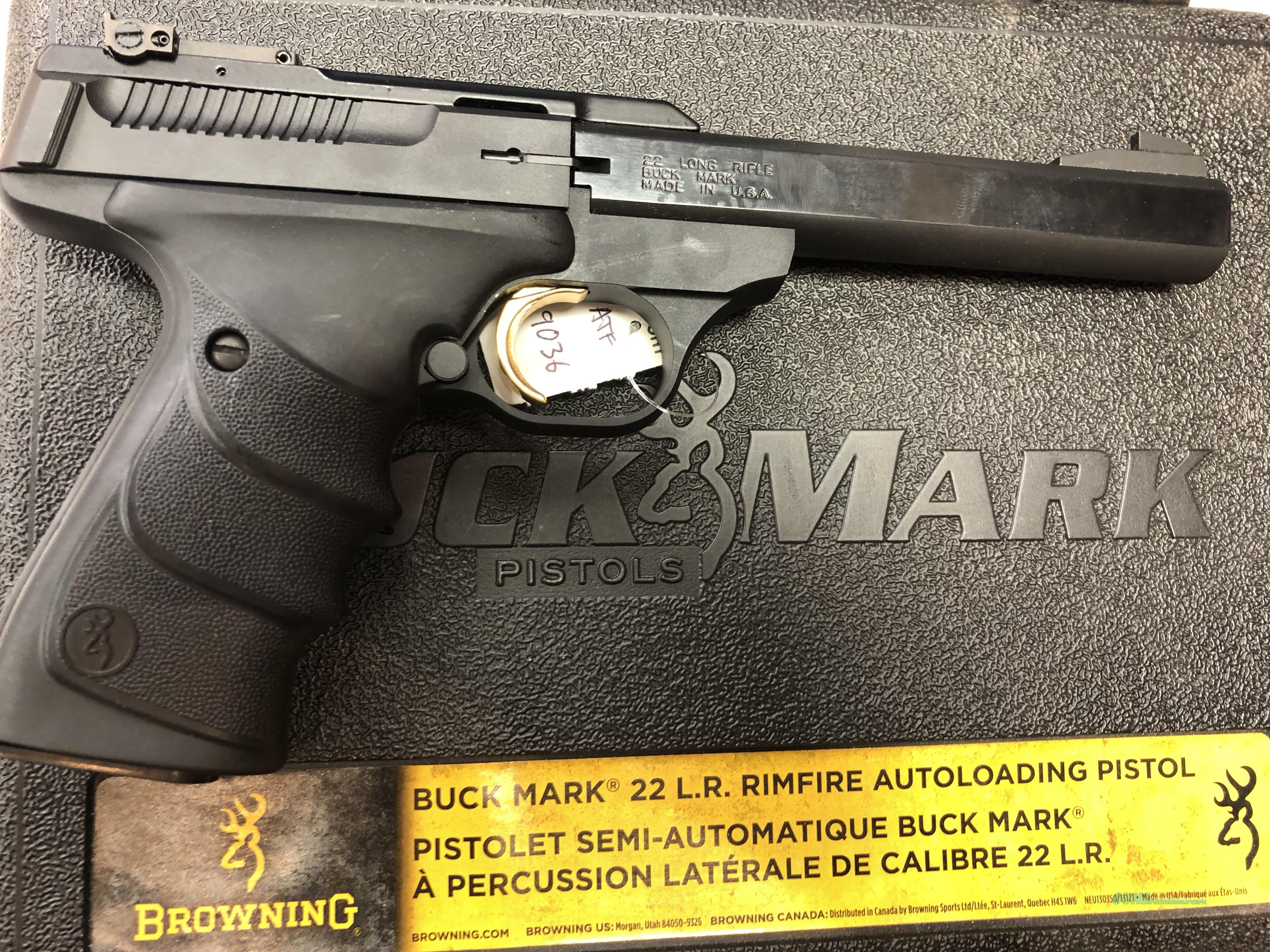 Browning Buck Mark Standard URX SE  Guns > Pistols > Browning Pistols > Buckmark