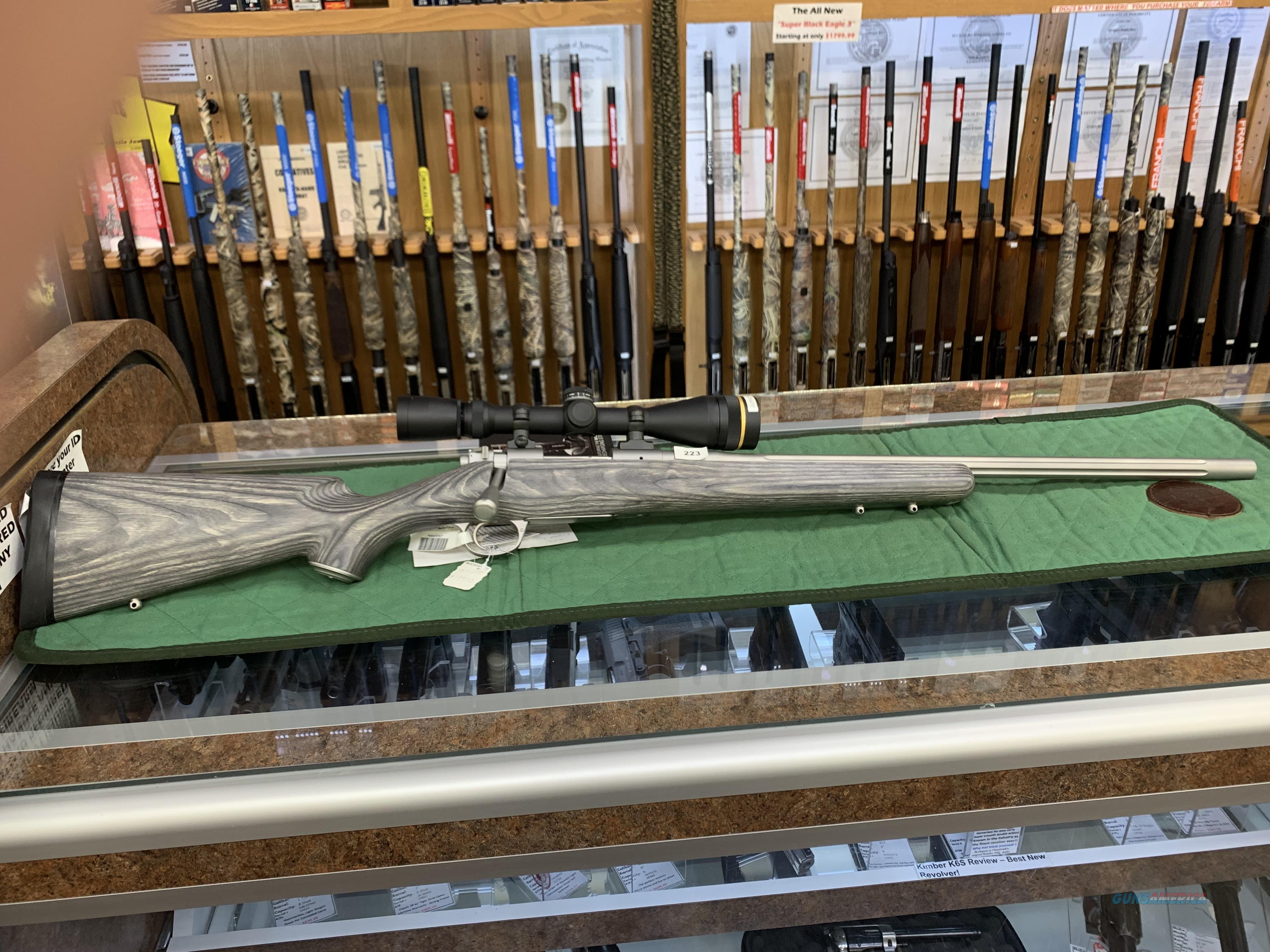 kimber Pro Varmint .223 Rem.  Guns > Rifles > Kimber of America Rifles