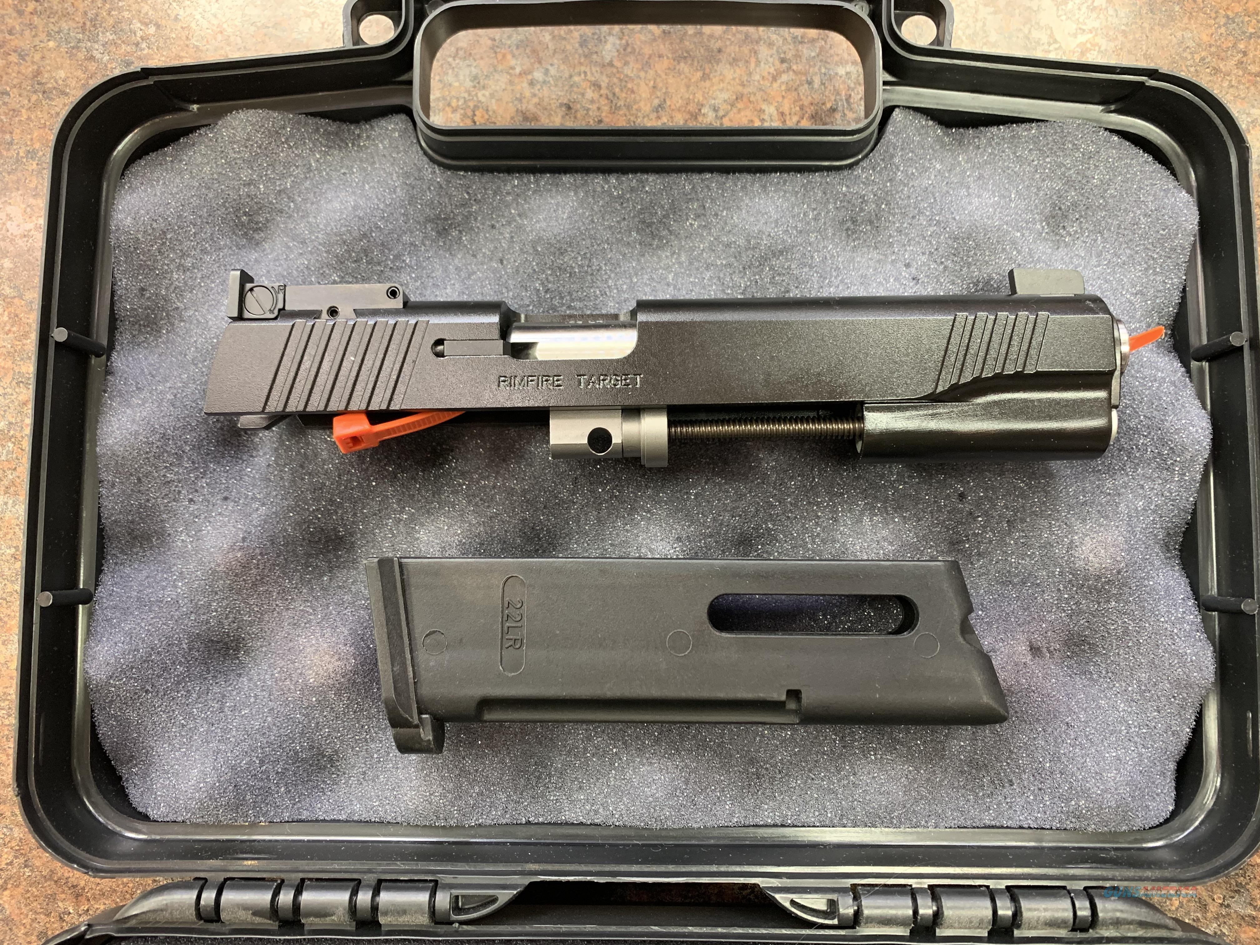 Kimber 22 Rimfire Target Conversion Kit  Non-Guns > Barrels