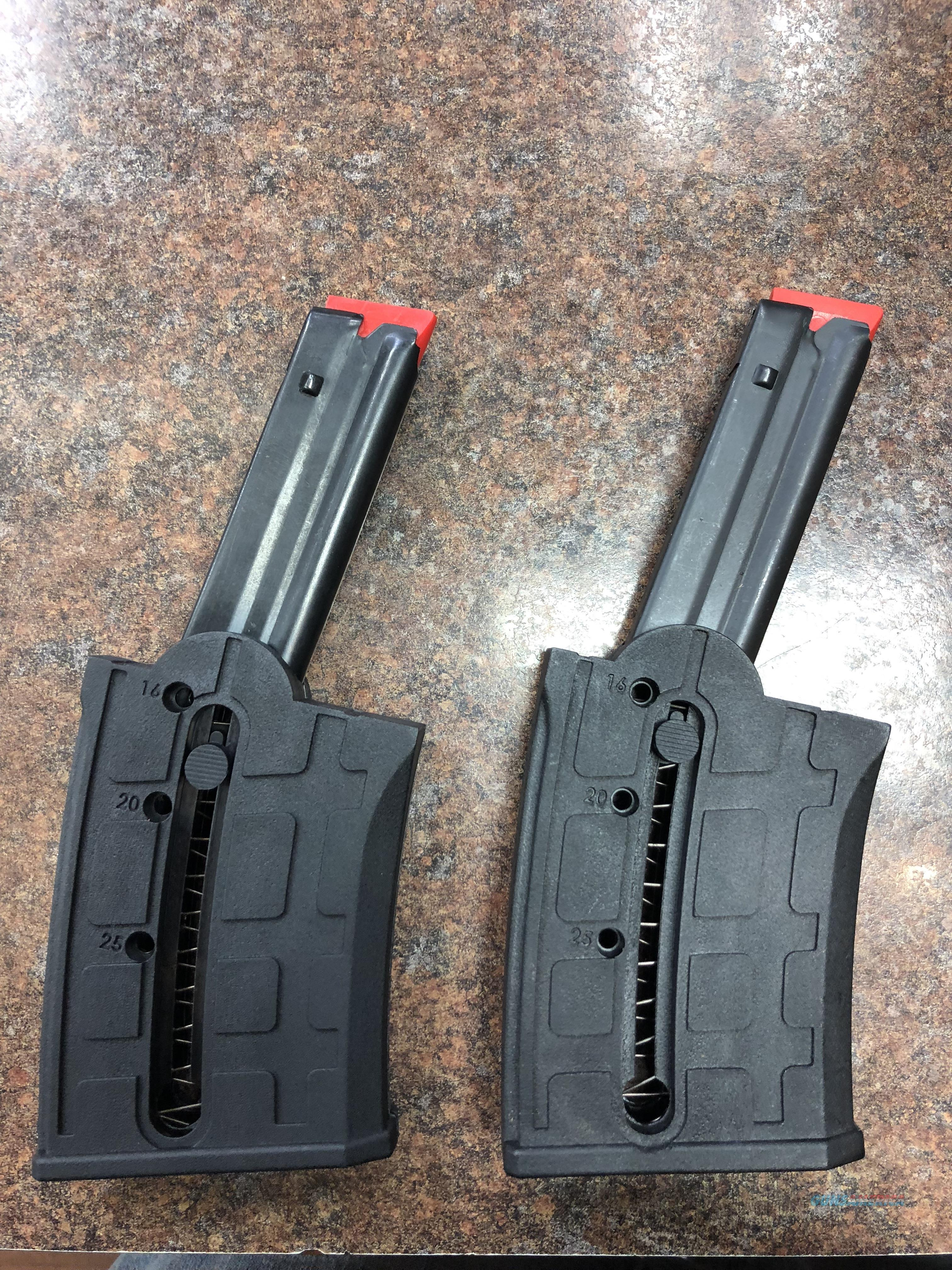 Mossberg 715T 22 LR 25 Rd. - 2 Pack  Non-Guns > Magazines & Clips > Rifle Magazines > AR-15 Type