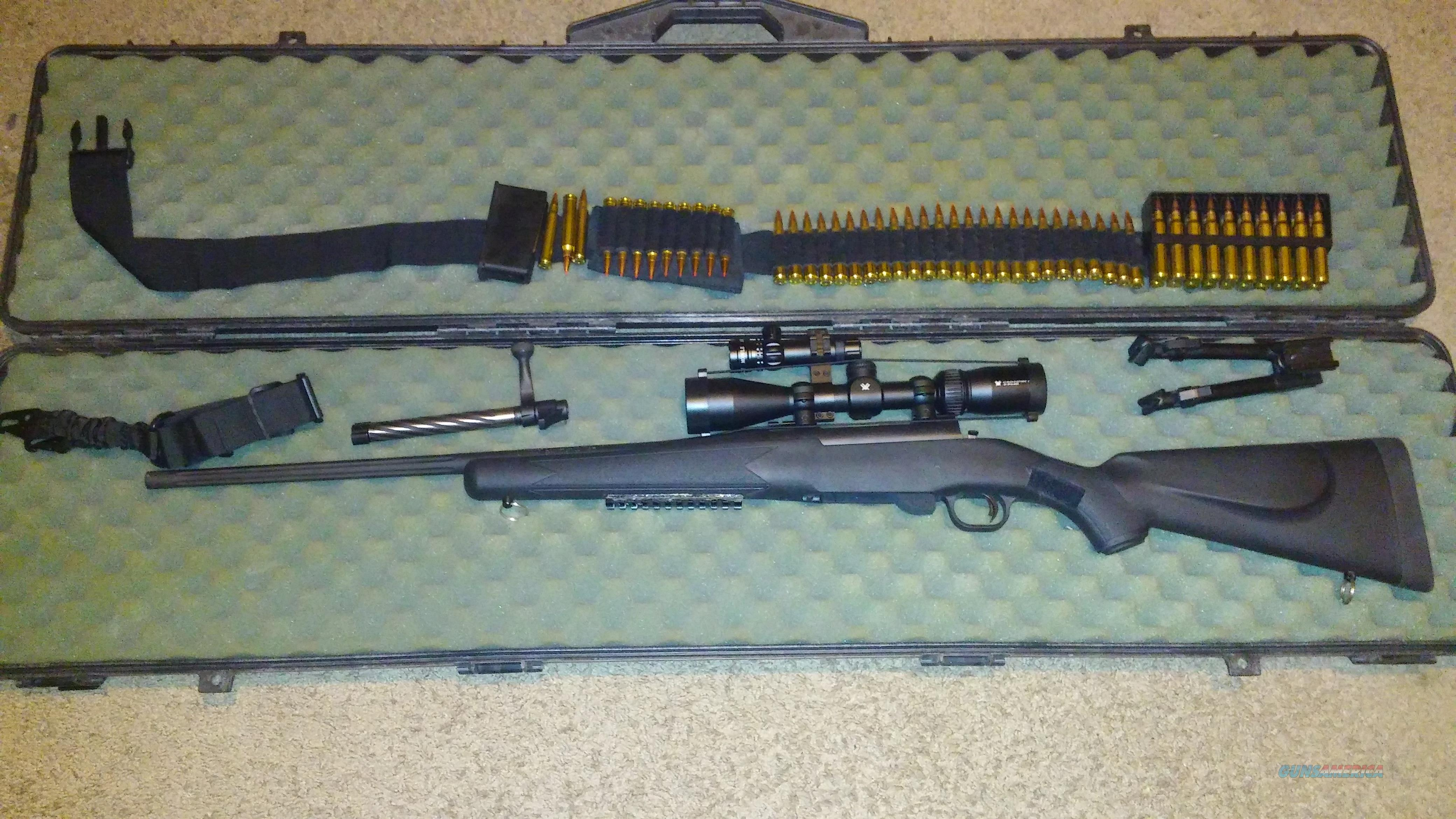 Mossberg Patriot .300 Win Mag Vortex Combo plus extras  Guns > Rifles > Mossberg Rifles > Other Bolt Action
