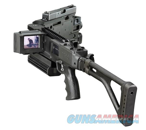 CornerShot Civilian System Israeli Weapon System Platform for Glock 17, 18, 19, 22 & 23  Non-Guns > Barrels