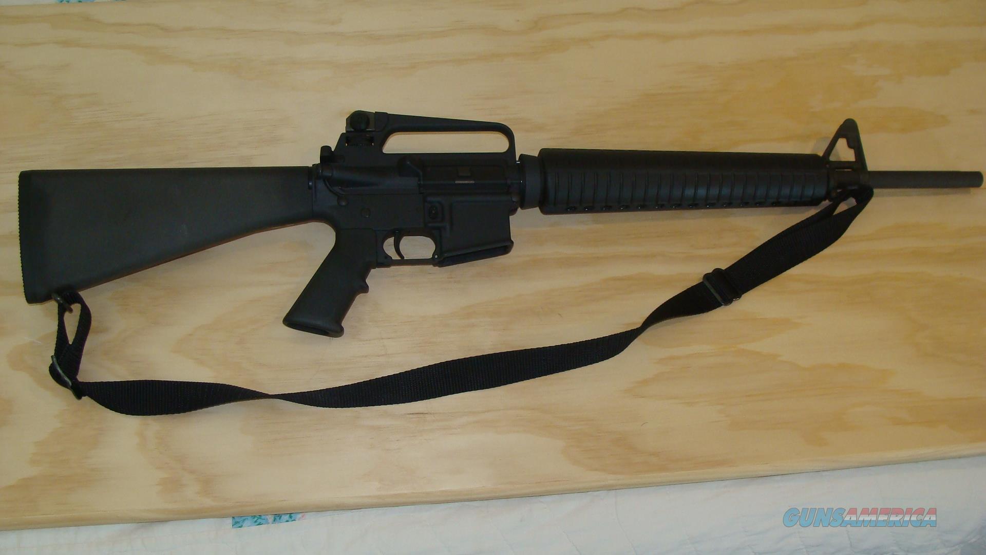 Colt AR-15 Match Target Rifle  Guns > Rifles > Colt Military/Tactical Rifles
