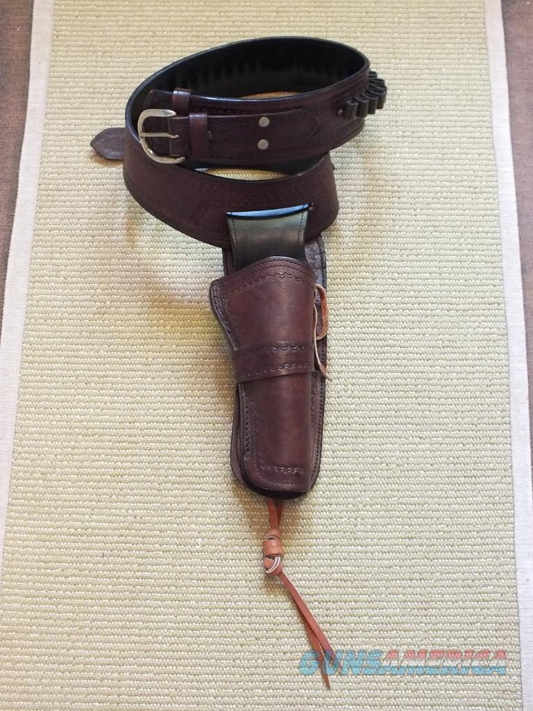 Buscadero Holster Rig for Single-Action Revolvers  Non-Guns > Holsters and Gunleather > Cowboy