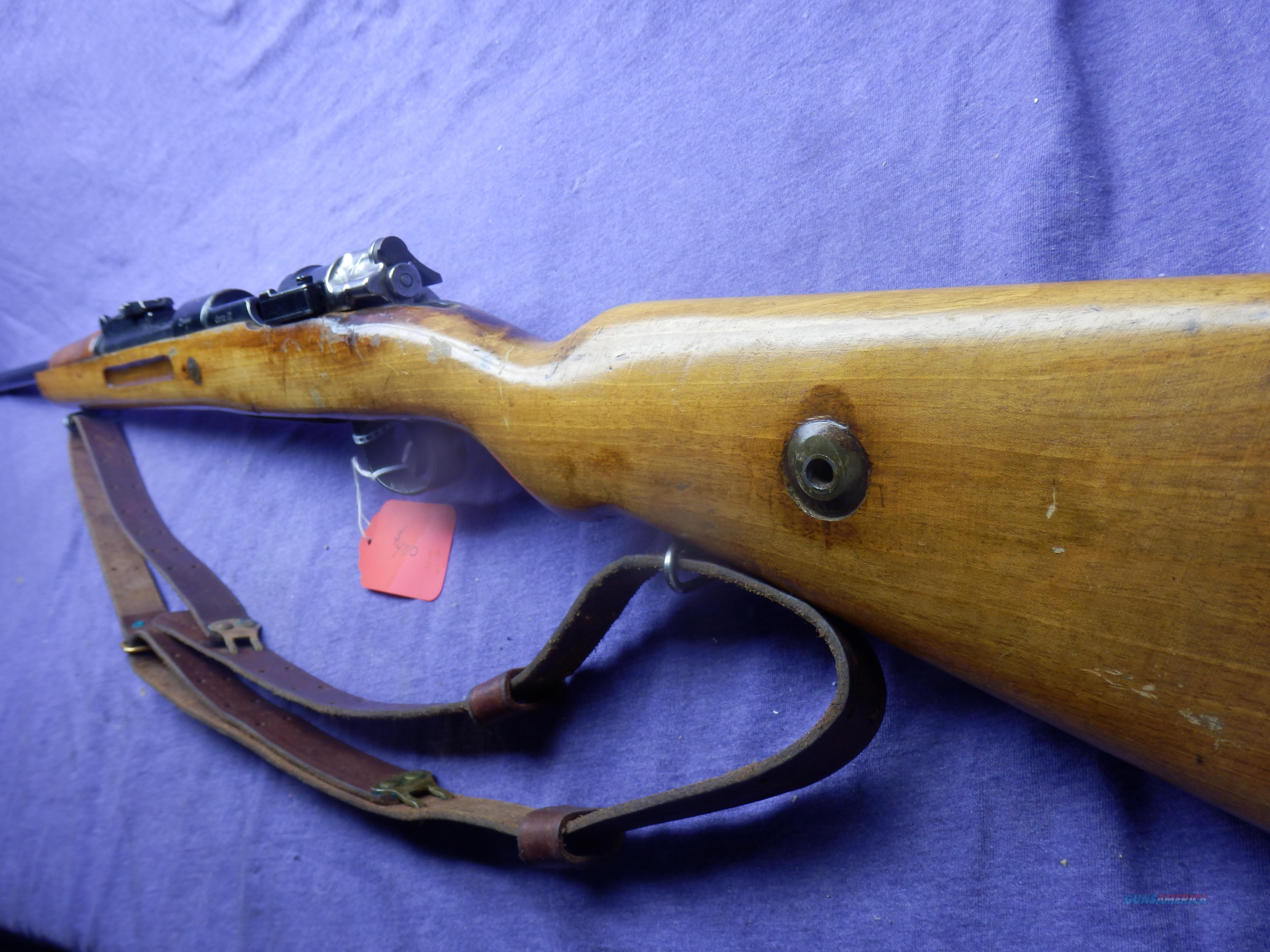 Suhl 1916 8mm  Guns > Rifles > A Misc Rifles