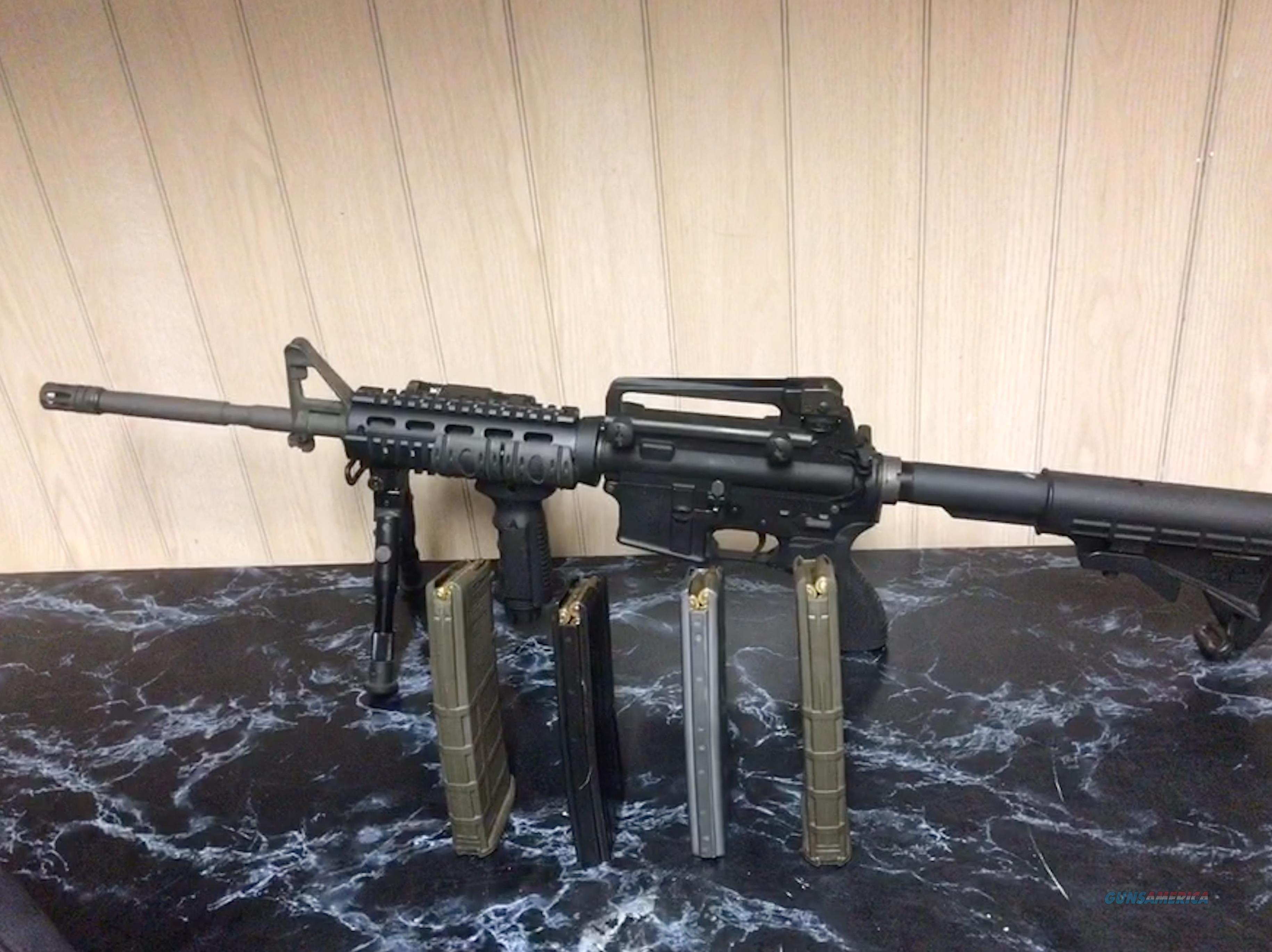 AR 15  Guns > Rifles > AR-15 Rifles - Small Manufacturers > Complete Rifle
