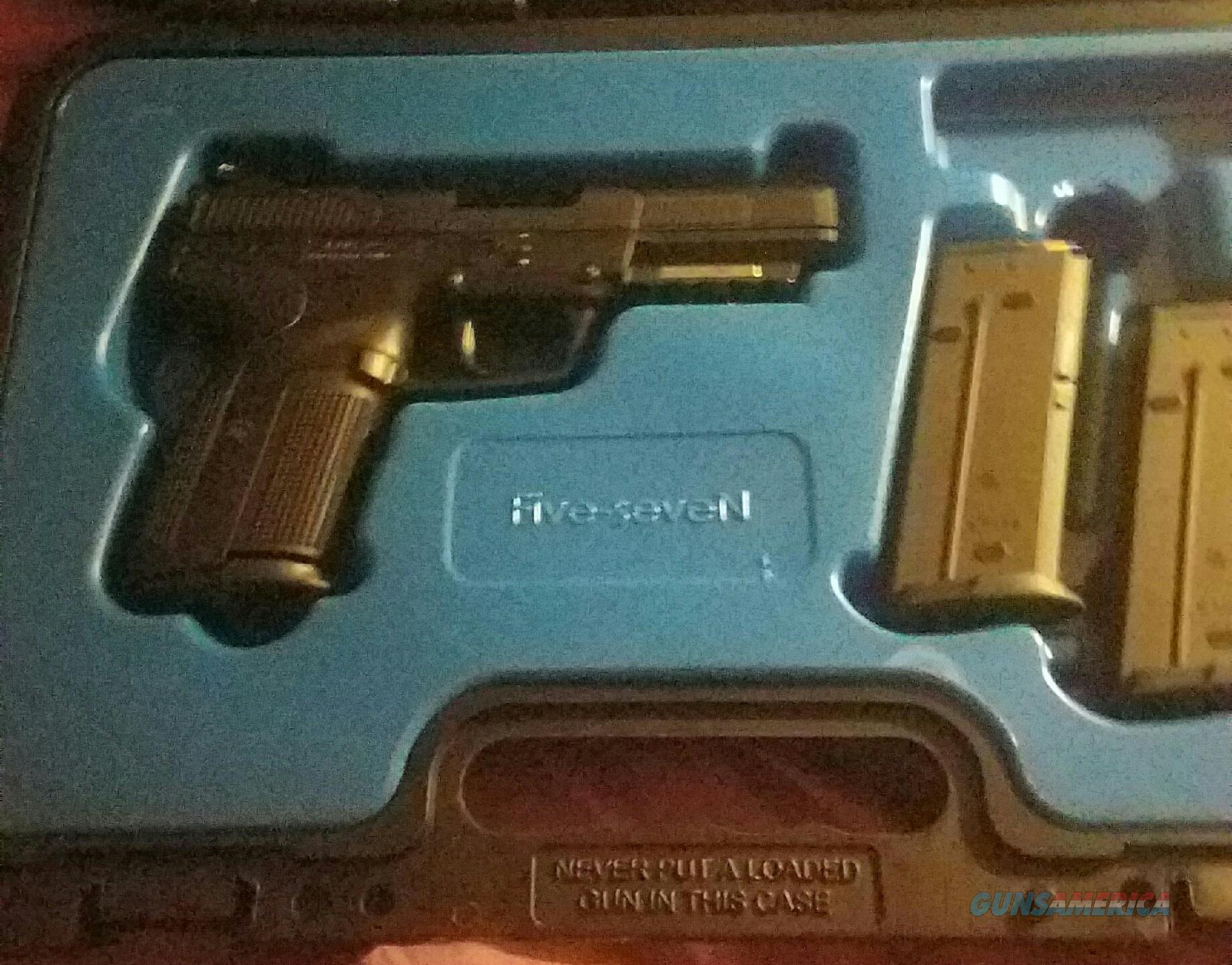 FN 5.7 X 28   Guns > Pistols > FNH - Fabrique Nationale (FN) Pistols > FiveSeven