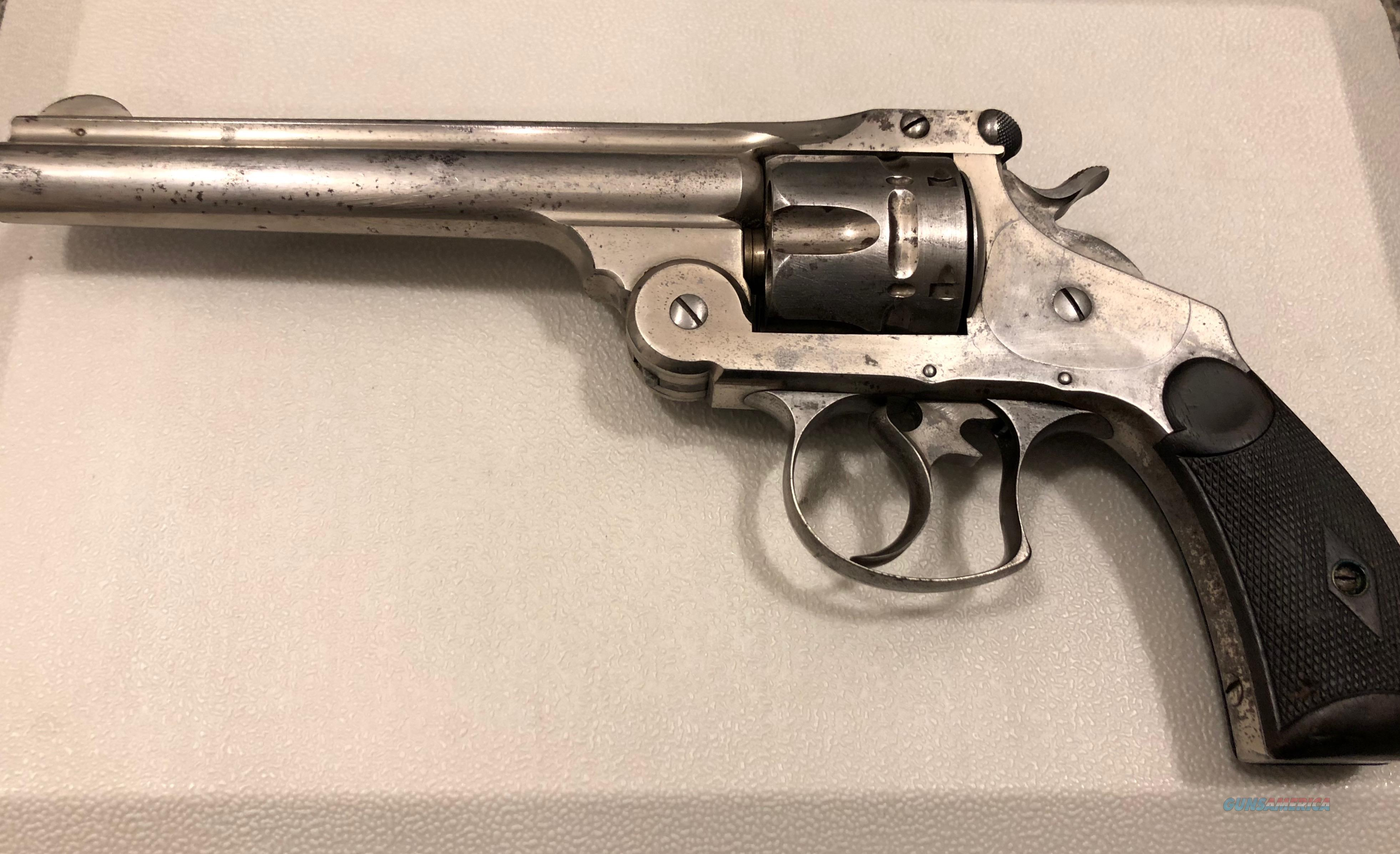 S&W .44 DA First Model  Guns > Pistols > Smith & Wesson Revolvers > Pre-1945