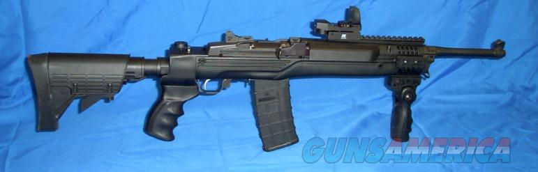 Ruger Ranch Rifle .223 Cal  Guns > Rifles > Ruger Rifles > Mini-14 Type