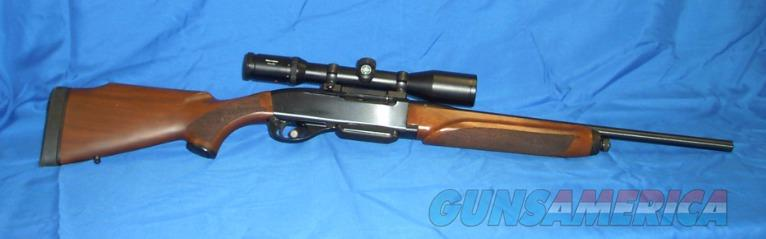 Remington Woodsmaster Model 750 .308 Cal  Guns > Rifles > Remington Rifles - Modern > Other