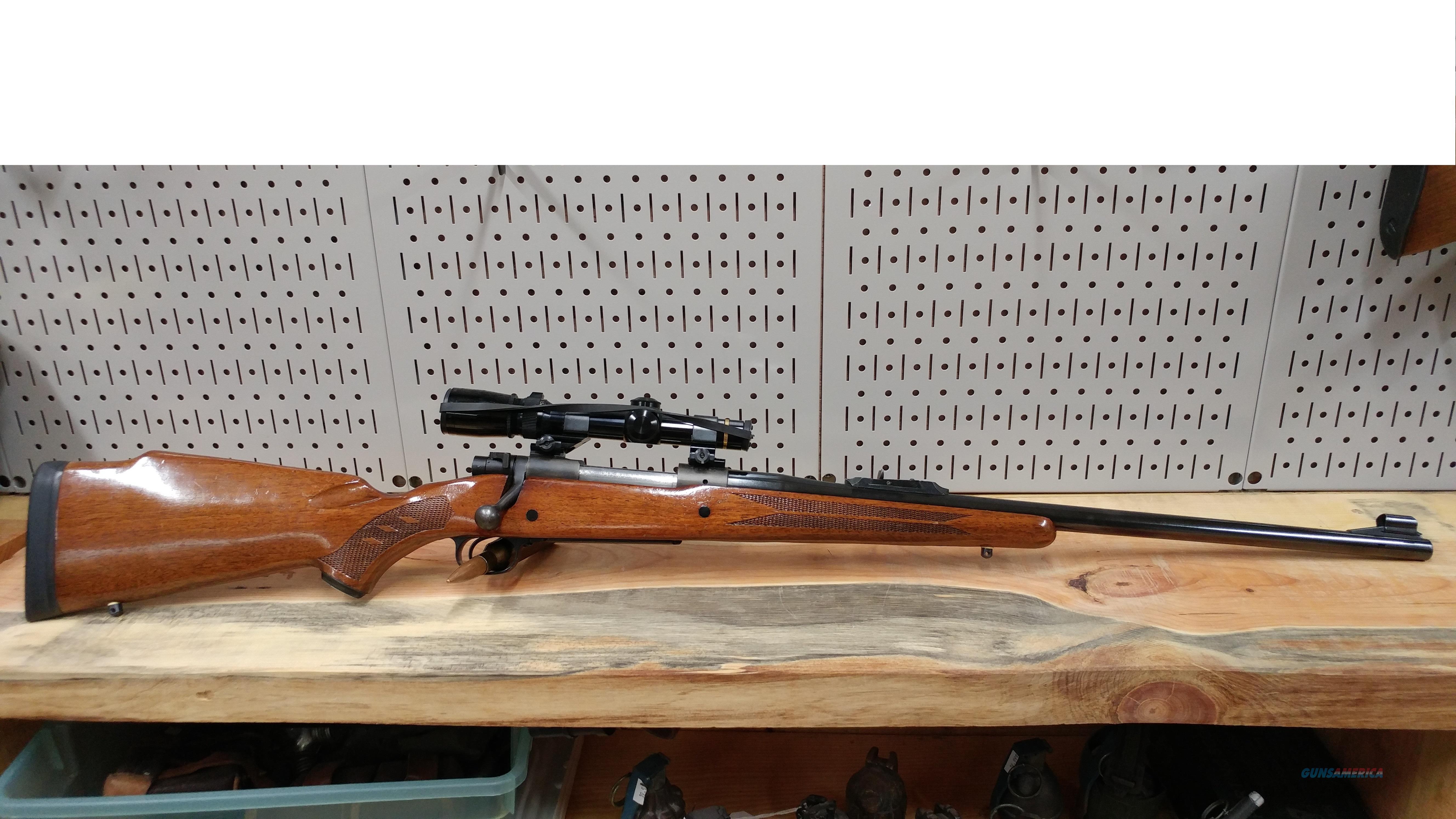Winchester model 70 .375 H&H Mag Magnum 1965   Guns > Rifles > Winchester Rifles - Modern Bolt/Auto/Single > Model 70 > Post-64