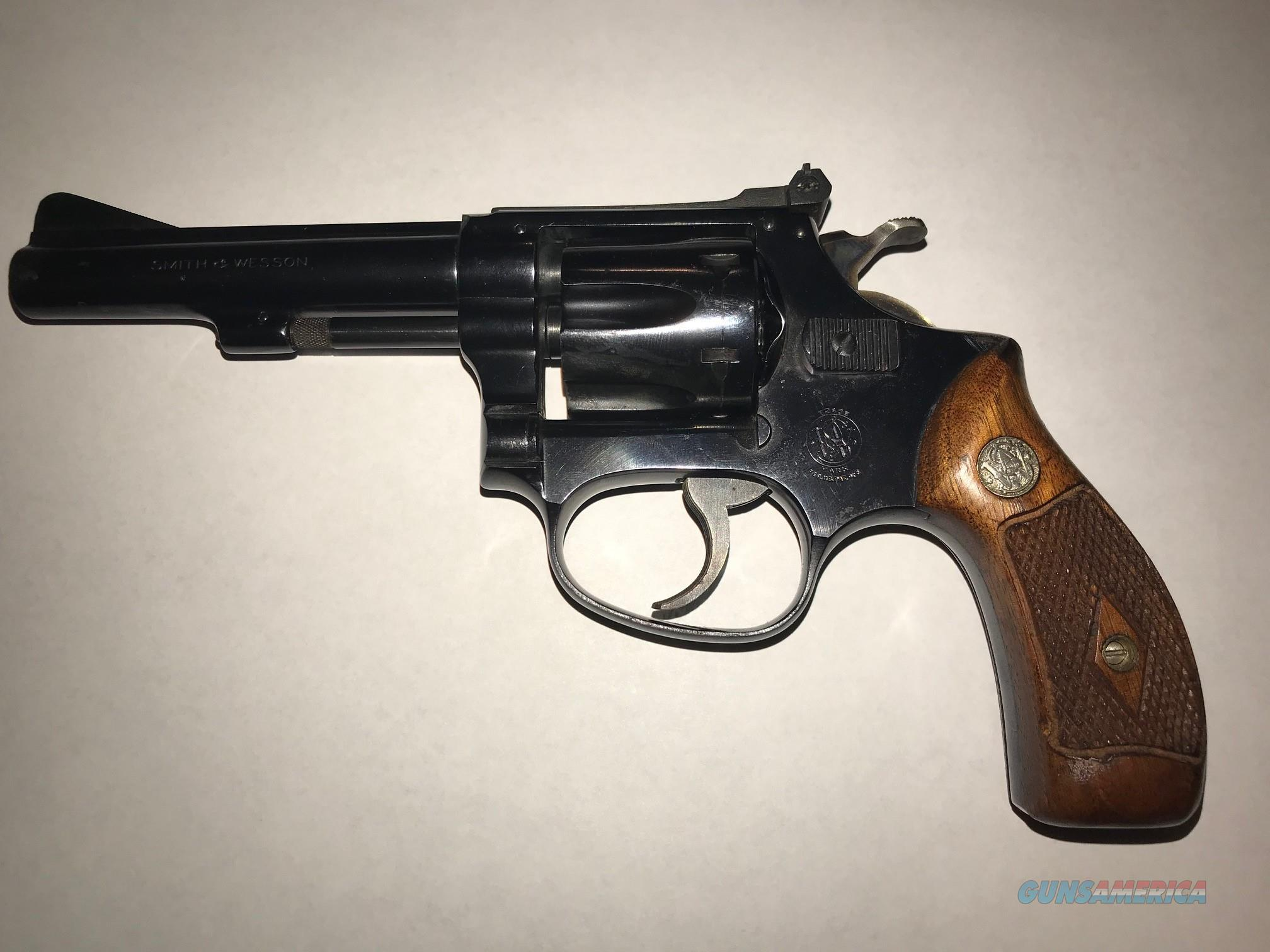 Smith and Wesson 1950's Kit Gun airweight  Guns > Pistols > Smith & Wesson Revolvers > Small Frame ( J )