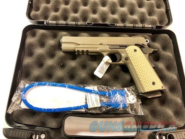 Kimber 1911 Desert Warrior .45 ACP Pistol NIB  Guns > Pistols > Kimber of America Pistols > 1911