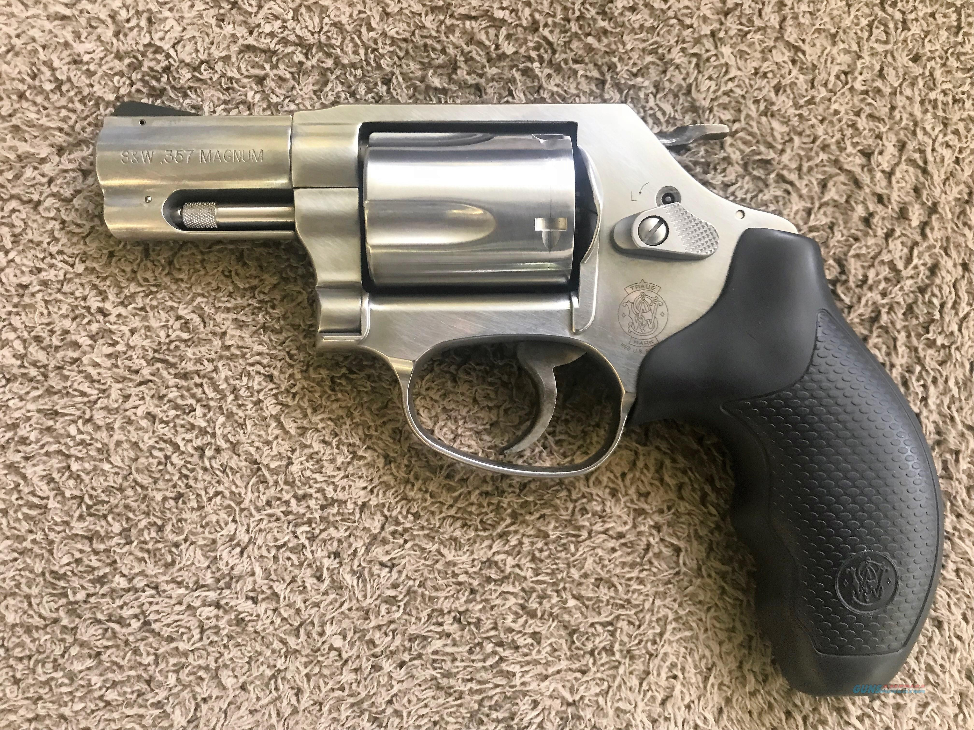 """Smith and Wesson Model 60 .357 Stainless, 2"""" barrell  Guns > Pistols > Smith & Wesson Revolvers > Small Frame ( J )"""