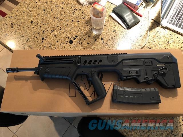 IWI TAVOR  SAR-B18   Guns > Rifles > IWI Rifles