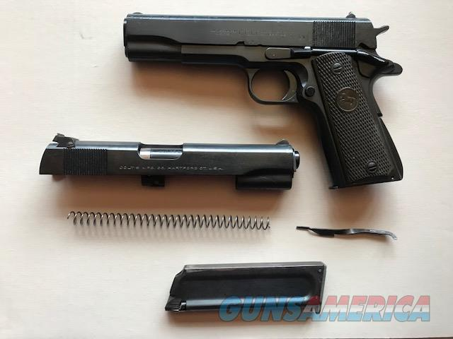 Colt 1911 Commercial with Colt 22 Conversion  Guns > Pistols > Colt Automatic Pistols (1911 & Var)