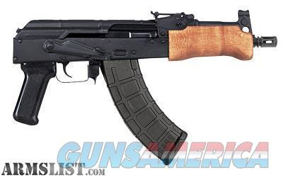 *-*-*-*-* AK-47 Pistol, Mini Draco, 7.62x39, NEW *-*-*-*-*  Guns > Pistols > AK-47 Pistols