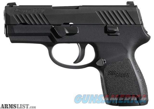 *-*-*-*-* Sig Sauer P320 Subcompact, Night Sights, 9mm, NEW *-*-*-*-*  Guns > Pistols > Sig - Sauer/Sigarms Pistols > P320