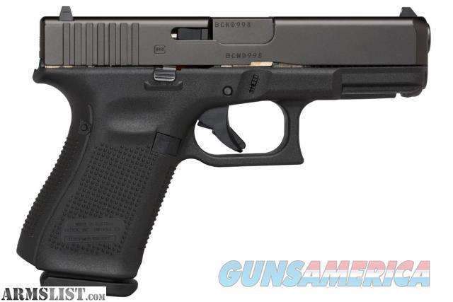 *-*-*-*-* Glock 19 Gen5, 9mm, NEW *-*-*-*-*  Guns > Pistols > Glock Pistols > 19