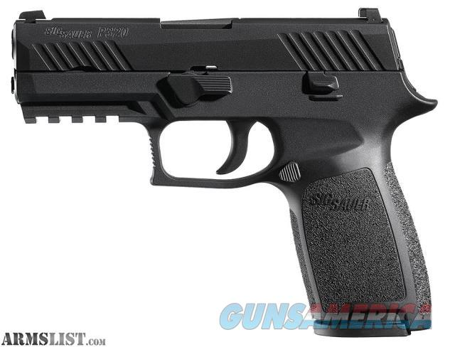 *-*-*-*-* Sig Sauer P320 Carry, Night Sights, 9mm, NEW *-*-*-*-*  Guns > Pistols > Sig - Sauer/Sigarms Pistols > P320