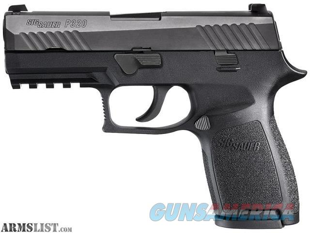 *-*-*-*-* Sig Sauer P320 Compact, 9mm, NEW *-*-*-*-*  Guns > Pistols > Sig - Sauer/Sigarms Pistols > P320