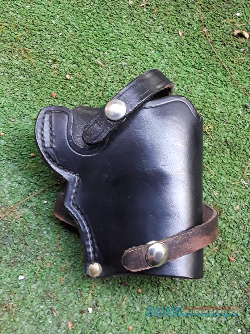 Leather OWB Holster  Non-Guns > Holsters and Gunleather > Concealed Carry