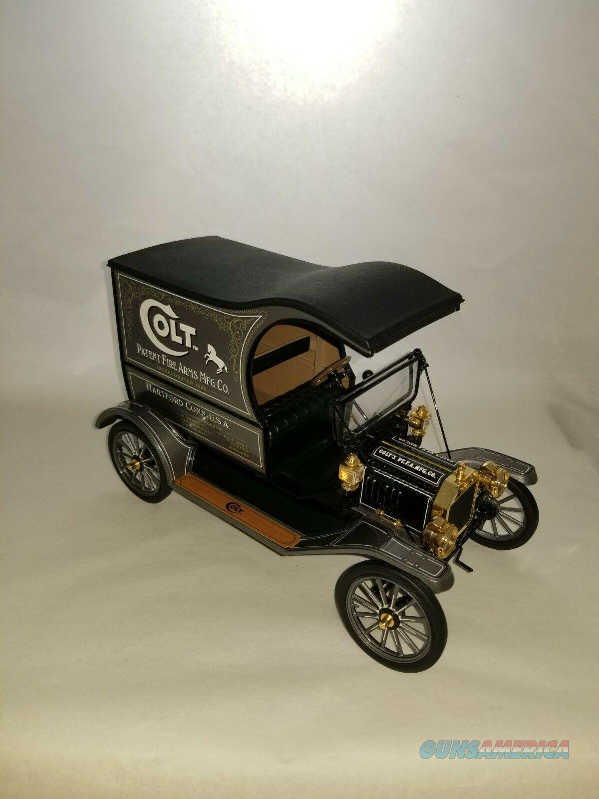 Colt Firearms 1913 Model T Franklin Mint Truck w Original Box  Non-Guns > Logo & Clothing Merchandise