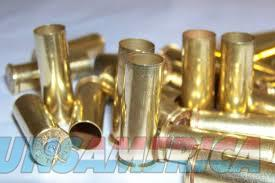 44 Magnum Brass Casings Once Fired 50ct  Non-Guns > Reloading > Components > Brass