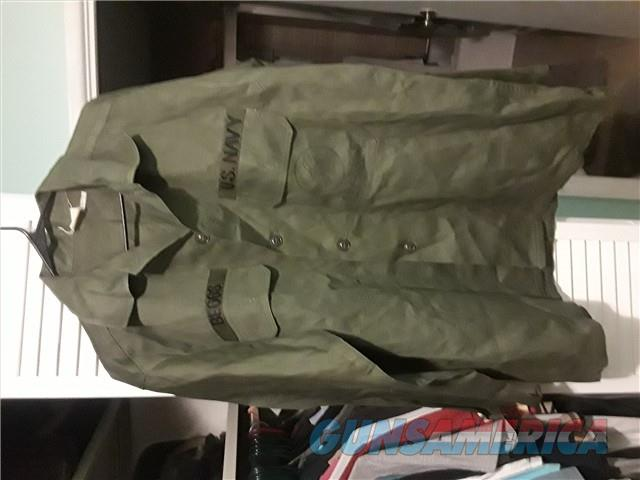 Navy Seabees Vietnam Field Jacket  Non-Guns > Military > Clothing/Camo