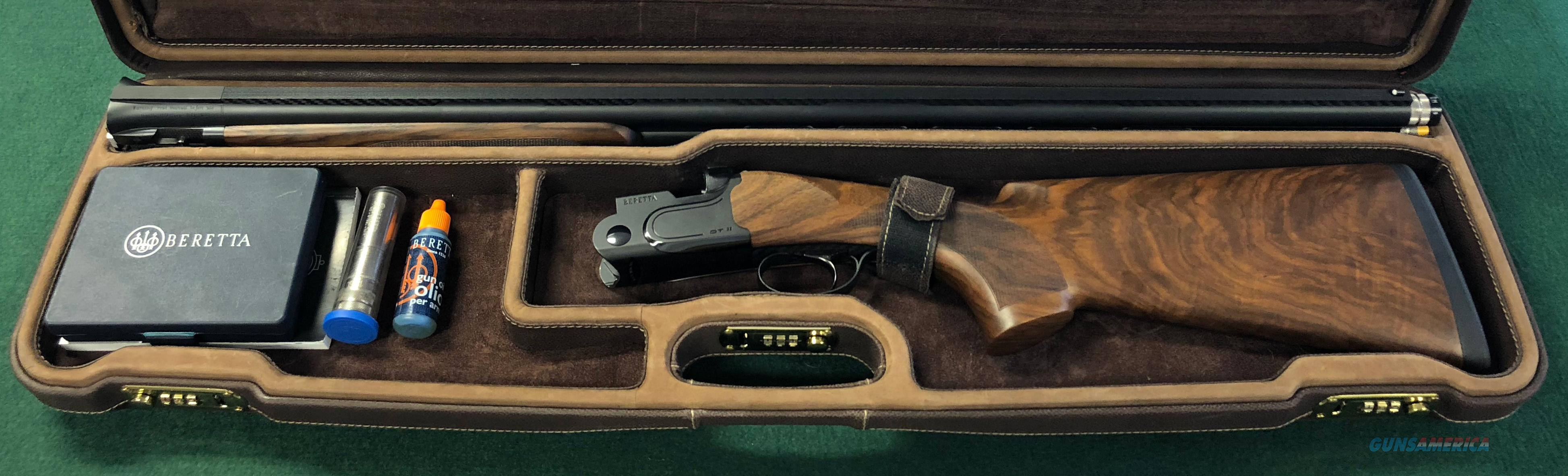 Beretta DT11 Sporting Black Edition  Guns > Shotguns > Beretta Shotguns > O/U > Trap/Skeet