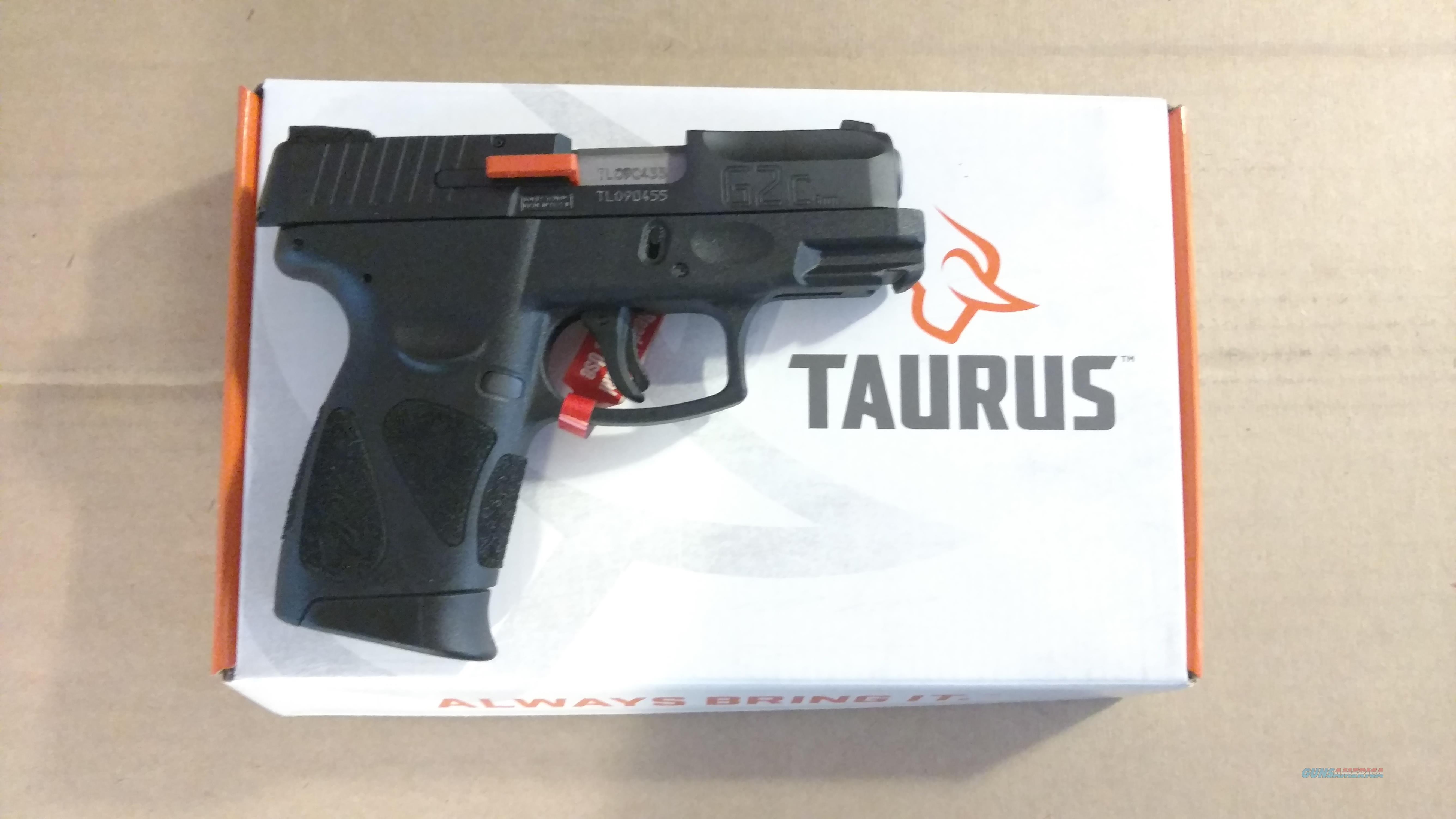 Taurus G2c 9mm 11rd.  Guns > Pistols > Taurus Pistols > Semi Auto Pistols > Polymer Frame