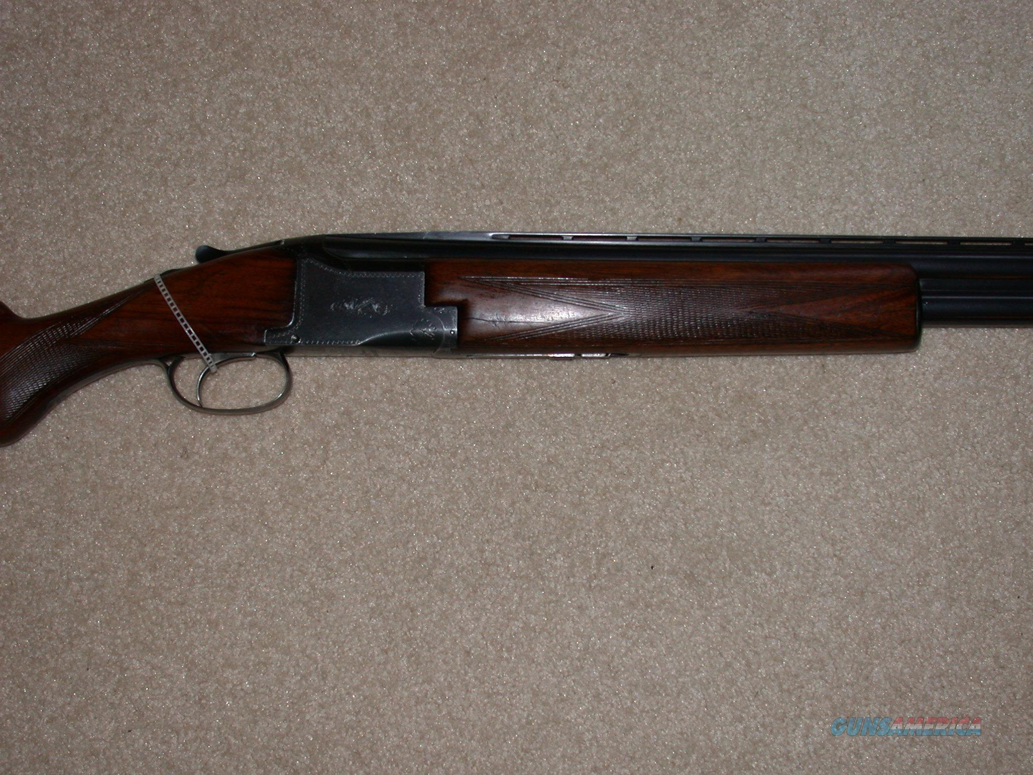 '38 Pre-War Superposed 12ga  Guns > Shotguns > Browning Shotguns > Over Unders > Belgian Manufacture